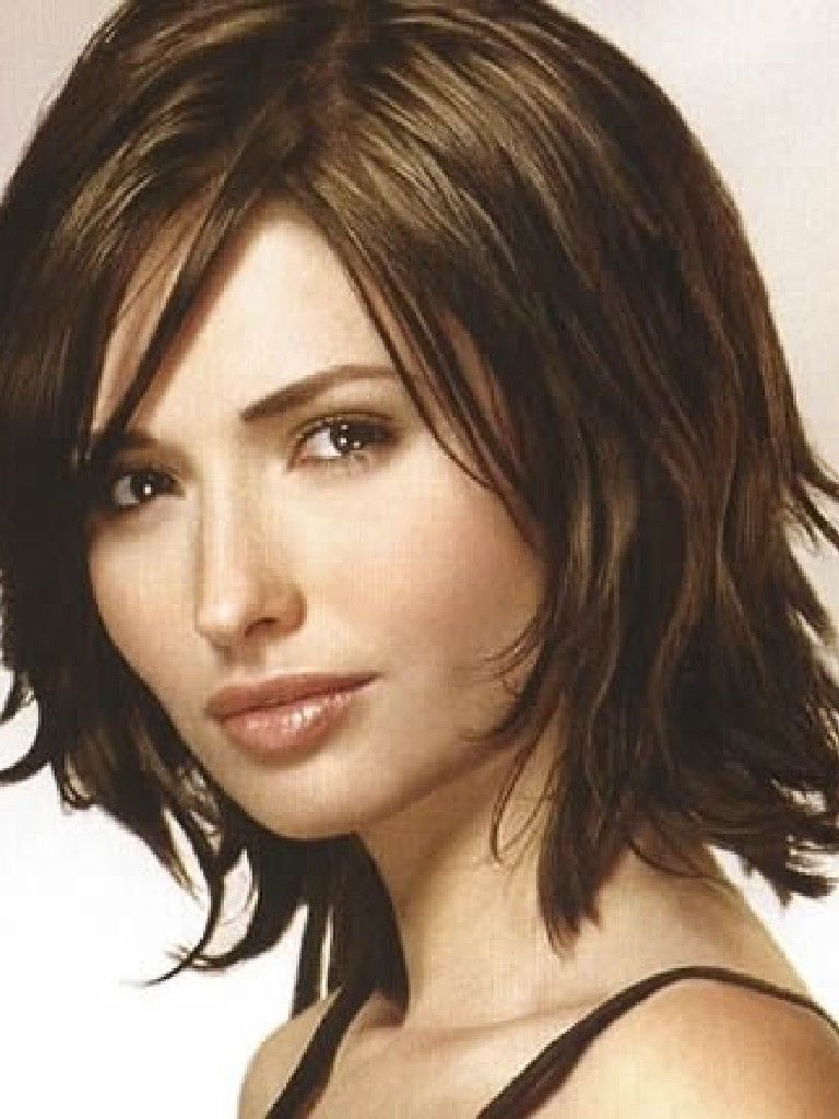 Medium Length Hairstyles For Women Over 40 71 With Medium Length Regarding Most Up To Date Medium Hairstyles For Thick Hair Over (View 3 of 20)