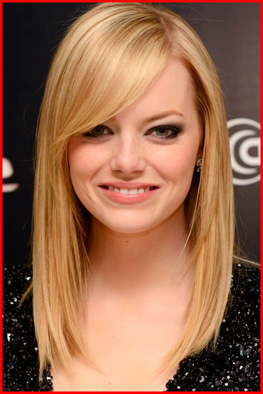 Medium Length Straight Hairstyles 110243 Shoulder Length Haircuts Within Latest Medium Hairstyles Fine Straight Hair (View 11 of 20)