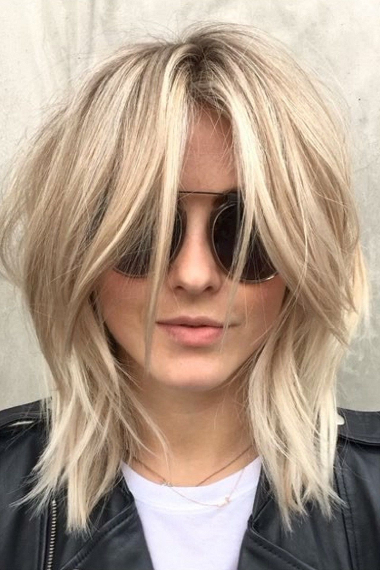 Medium Shaggy Layered Hairstyles With Bangs Inspirational We Re Kind With Famous Julianne Hough Medium Haircuts (View 15 of 20)