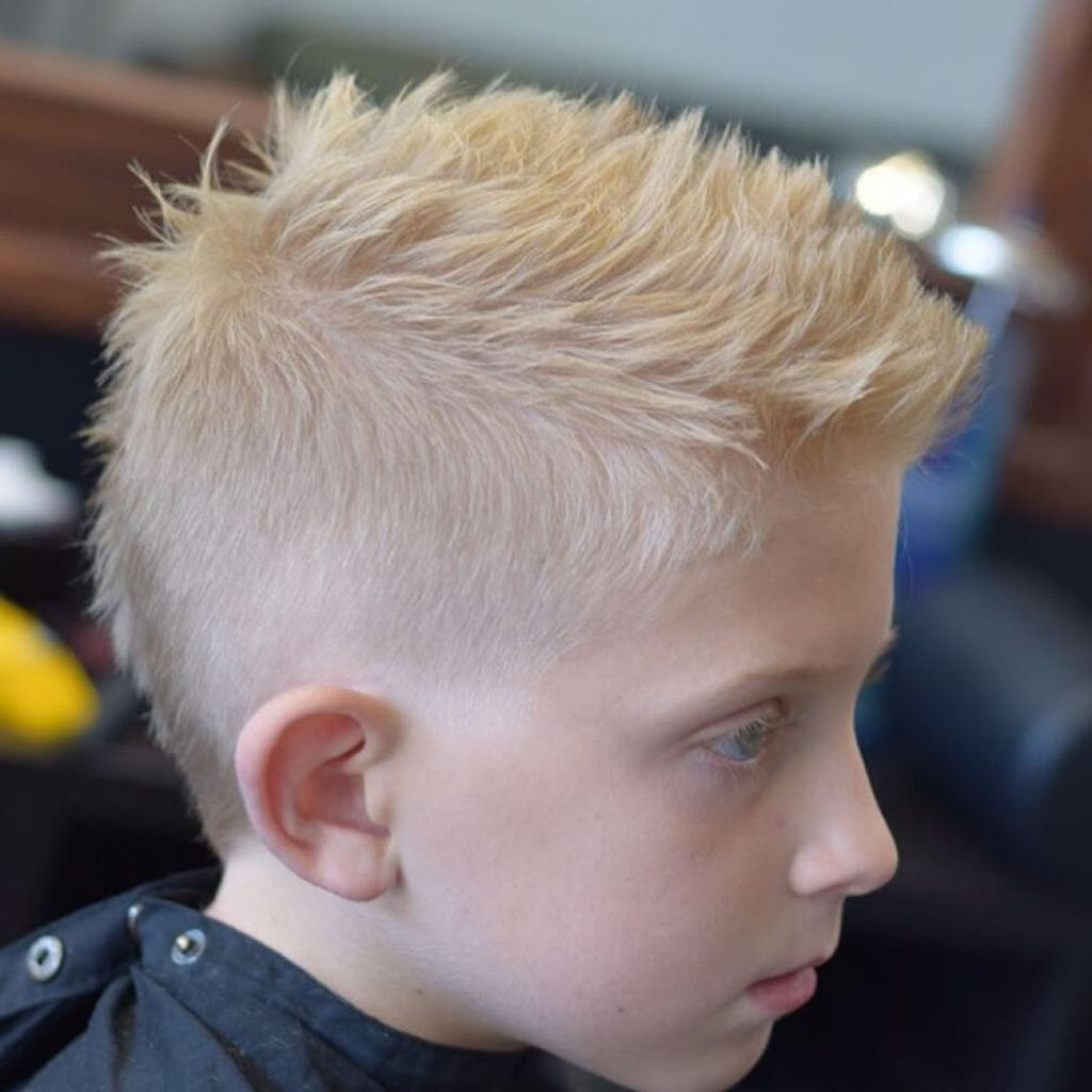 Men Haircuts For Blonde Hair Pertaining To 2018 Blonde Mohawk Hairstyles (View 9 of 20)