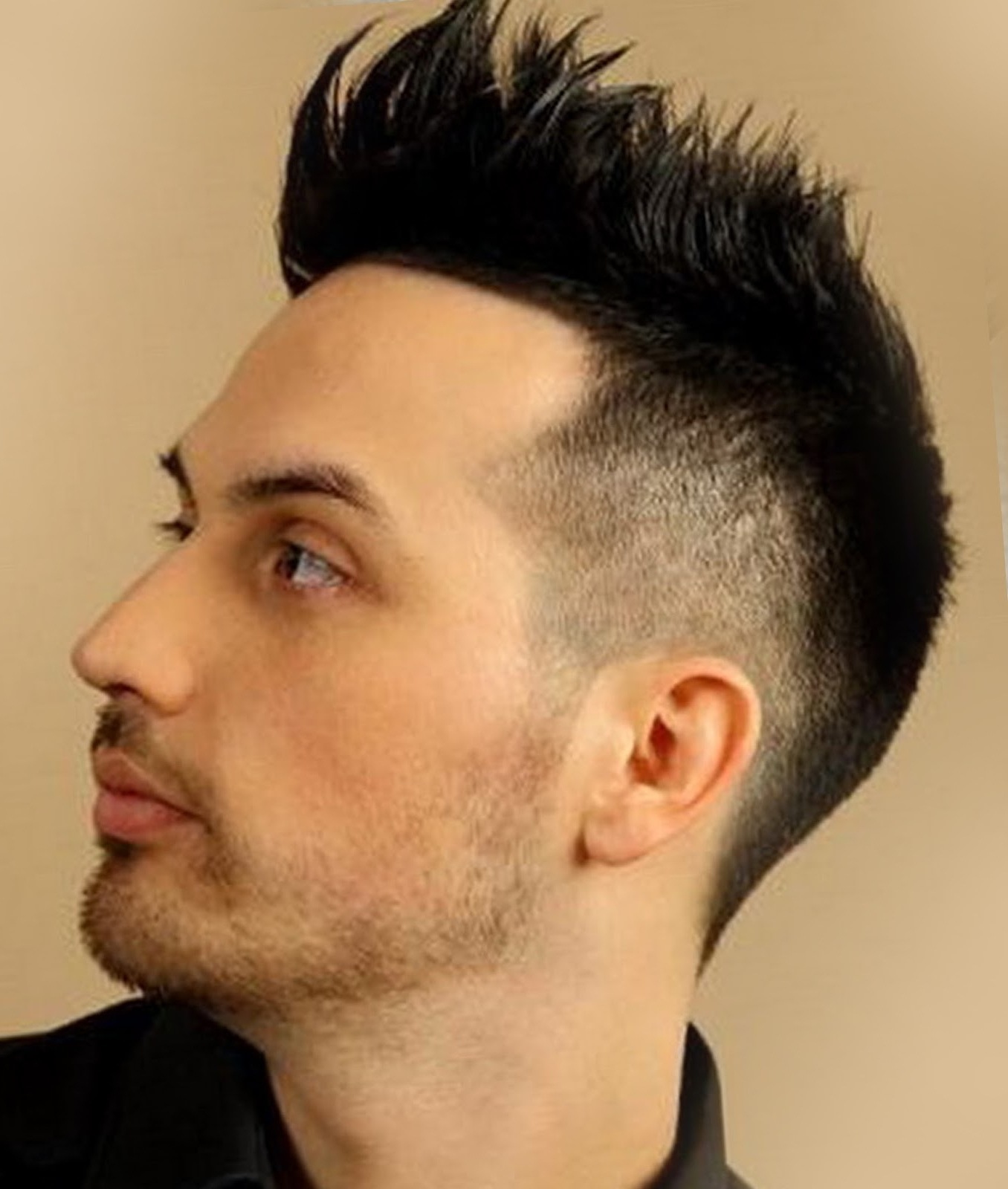 Men Hairstyle : Mens Short Mohawk Hairstyles Men Hairstyle Licious Inside Widely Used Short Mohawk Hairstyles (View 10 of 20)