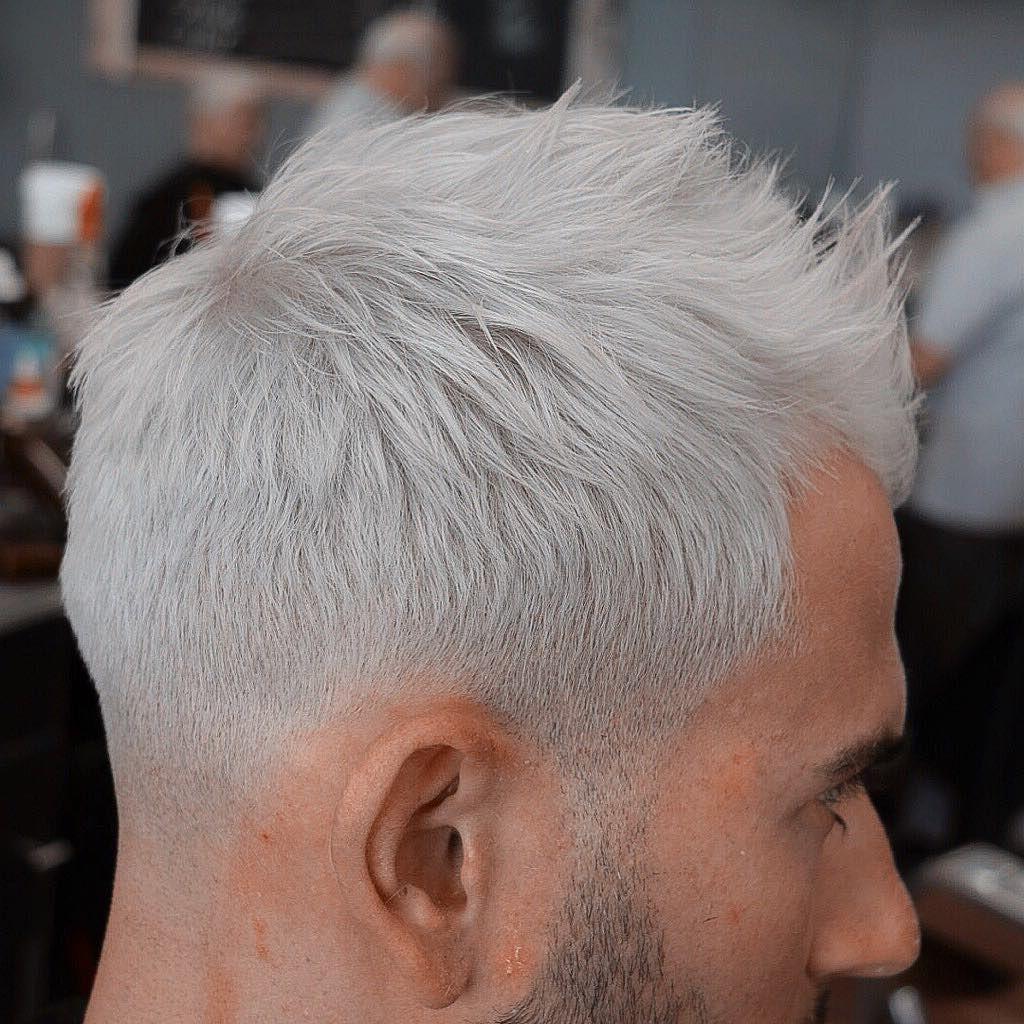 Men's Hair In (View 11 of 20)