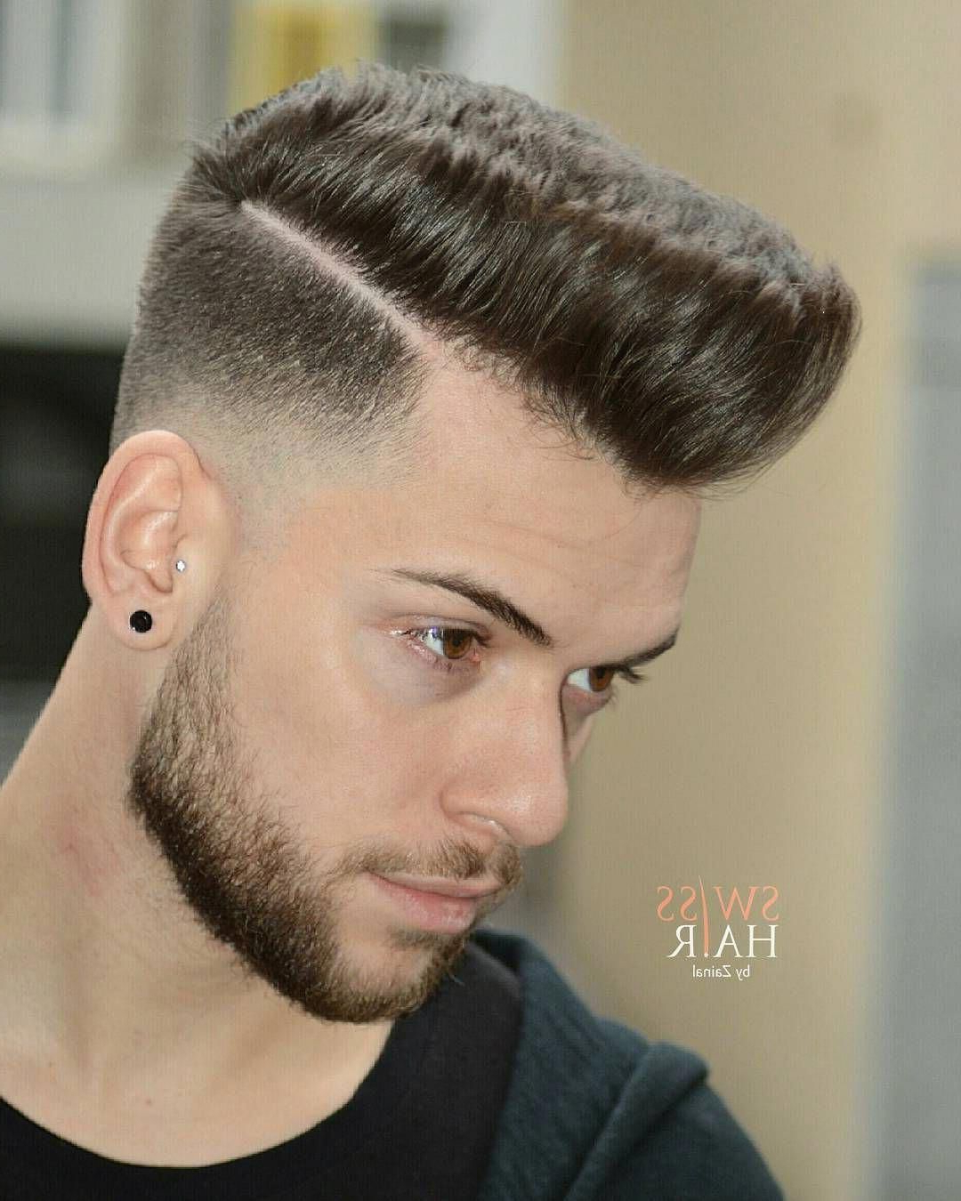 Men's Hairstyles For Short Medium And Thick (View 9 of 20)