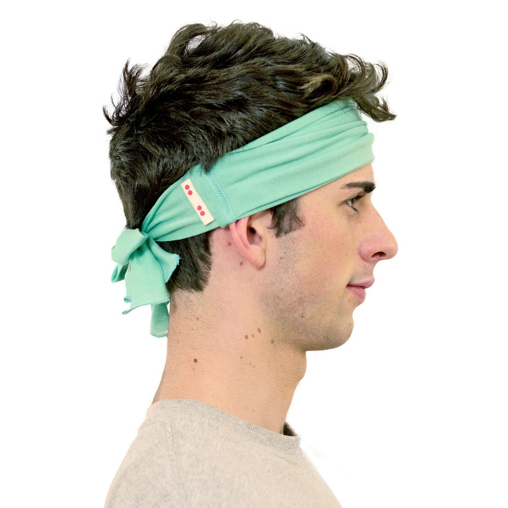 Mens Headband Style Guide — The Feel Good Dailykooshoo Pertaining To Well Liked Medium Haircuts With Headbands (View 13 of 20)