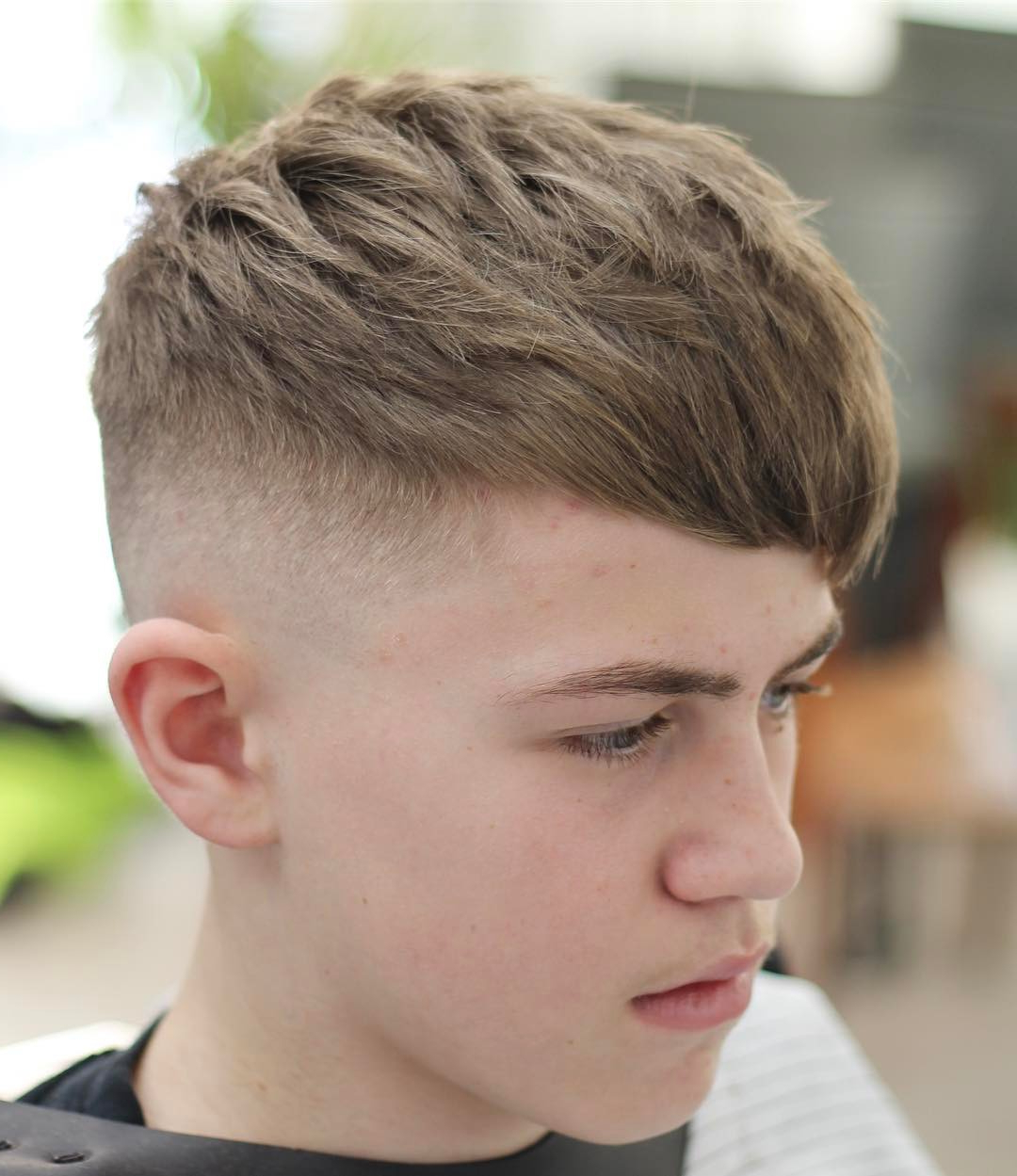 Men's Short Haircuts (Very Cool) Regarding Popular Cropped Medium Hairstyles (View 9 of 20)