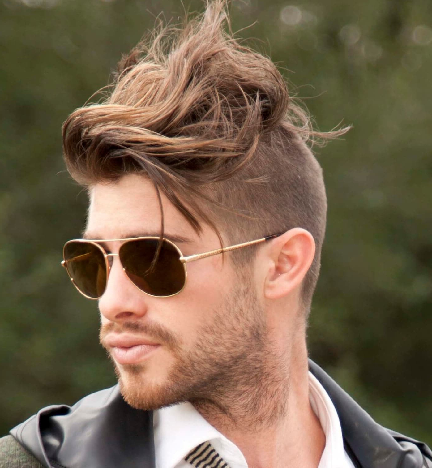 Mohawk Hairstyle For Men: 17 Cool Styles To Inspire Your Next Look Within Trendy Barely There Mohawk Hairstyles (View 13 of 20)