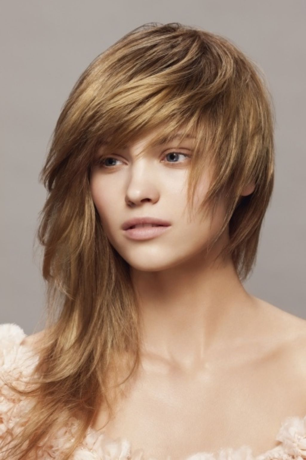 Most Current Asymmetrical Medium Haircuts For Women Inside Asymmetrical Long Hairstyles Asymmetrical Haircut Long Popular (View 14 of 20)