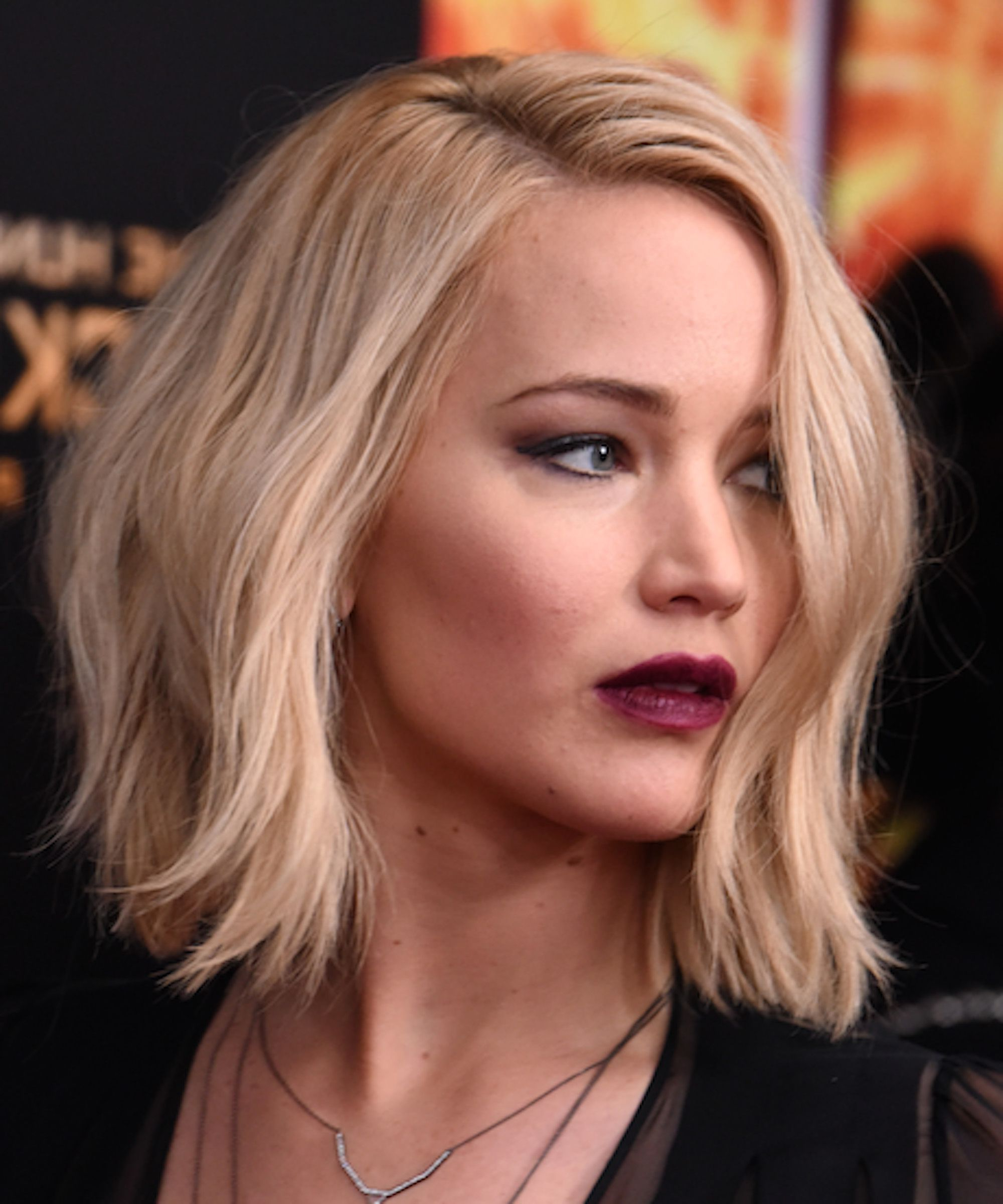 "Most Current Jennifer Lawrence Medium Haircuts Regarding Jennifer Lawrence Has Strong Feelings About The ""tyranny Of (View 12 of 20)"