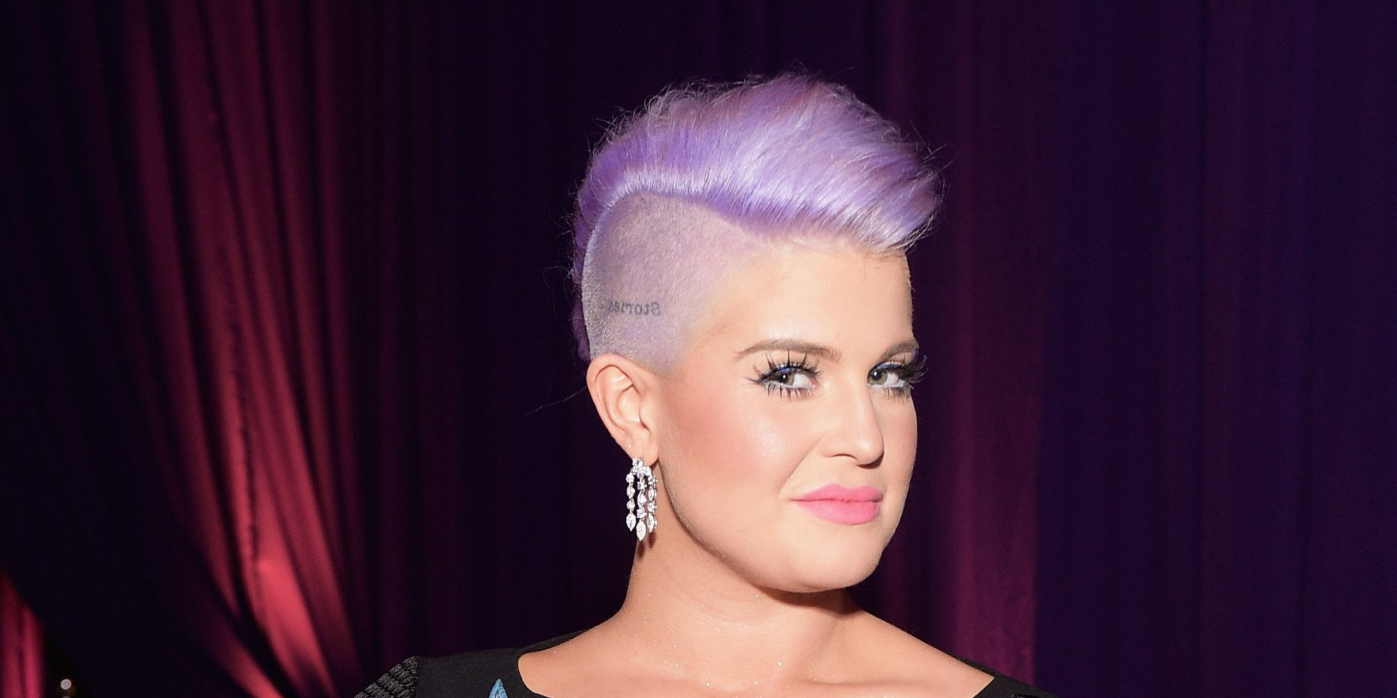 Most Current Kelly Osbourne Medium Haircuts Regarding Kelly Osbourne (View 12 of 20)