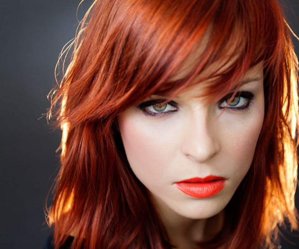 Most Current Medium Haircuts With Red Hair Regarding Hair Cuts For Red Hair Best Of Medium Haircuts Red Hair This Sleek (View 12 of 20)
