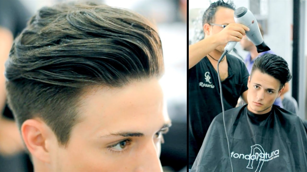 Most Current One Sided Medium Hairstyles Inside How To Make Hairstyle Attractive Men's New Look 2017 ( One Side (View 10 of 20)