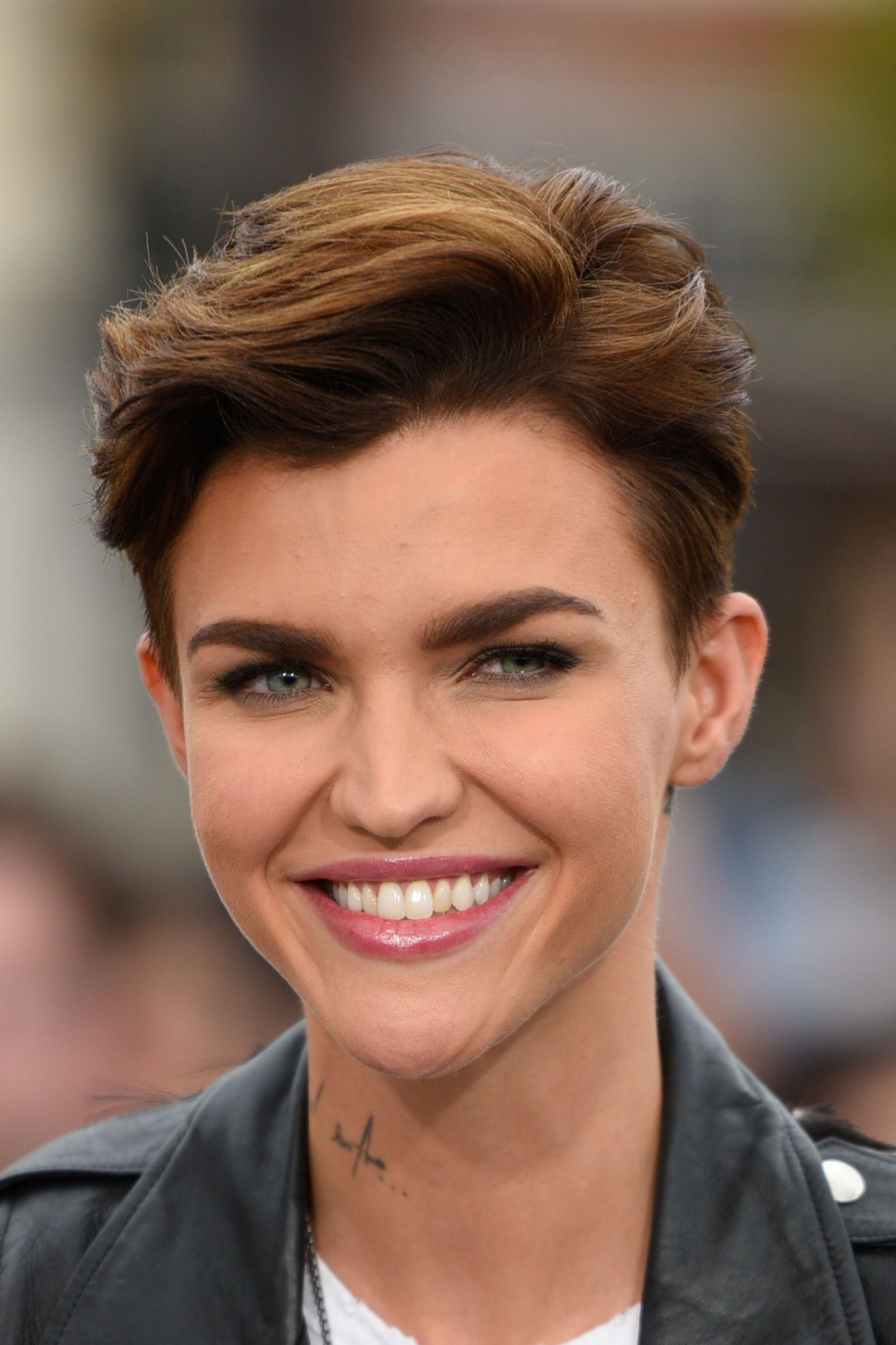 Most Current Ruby Rose Medium Hairstyles Throughout See Ruby Rose's Beauty Evolution In 22 Photos (View 10 of 20)
