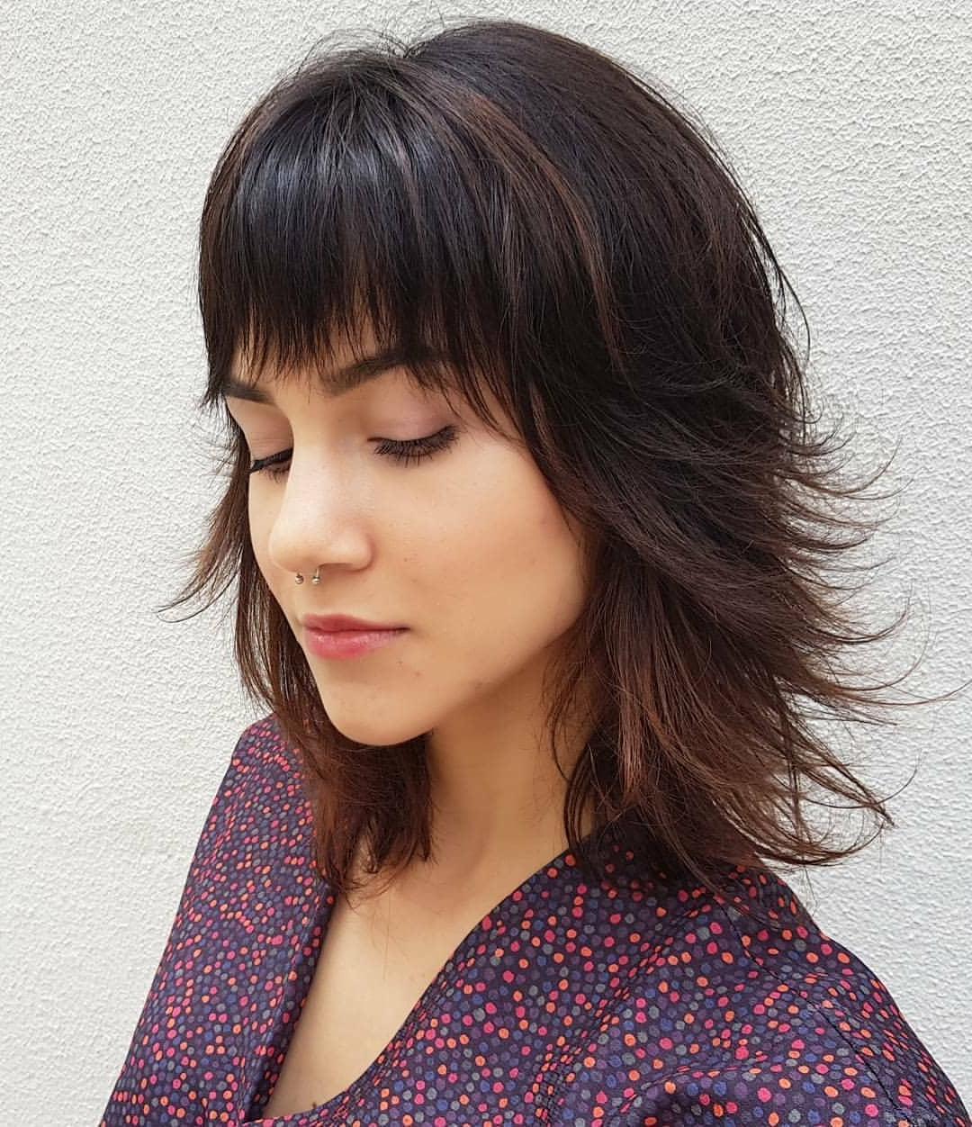 Most Popular Medium Hairstyles Regarding 10 Super Cute And Easy Medium Hairstyles (View 9 of 20)