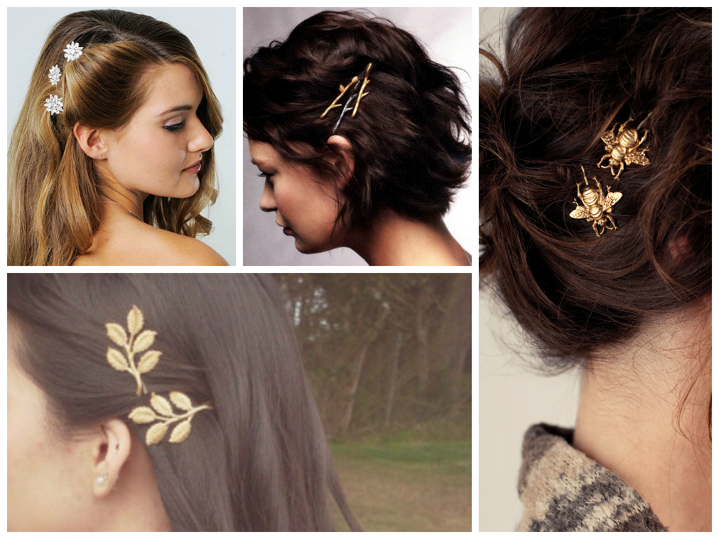 Most Popular Medium Hairstyles With Bobby Pins Throughout How To Style Your Bobby Pins – Women Hairstyles (View 13 of 20)