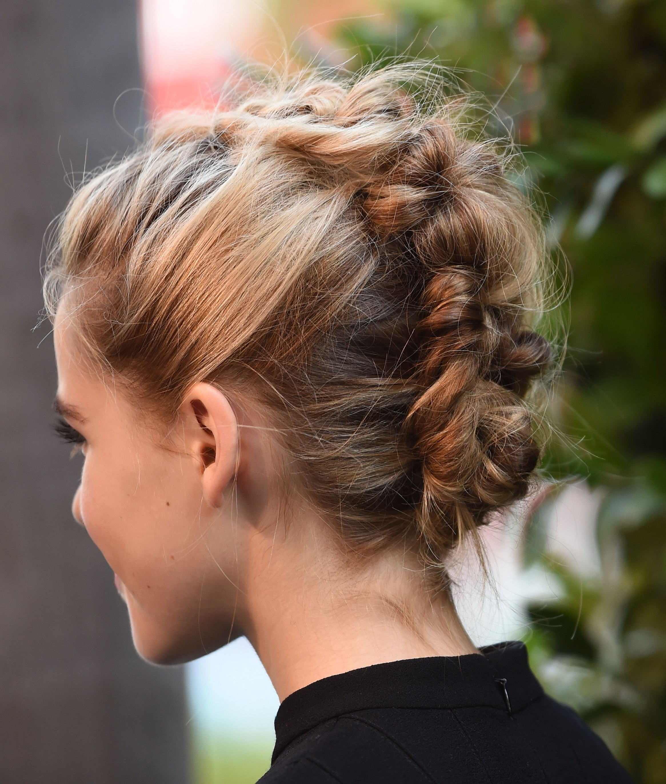 Most Popular Messy Braided Faux Hawk Hairstyles Pertaining To From Jessica To Kristen: 5 Killer Celebrity Beauty Looks (View 19 of 20)