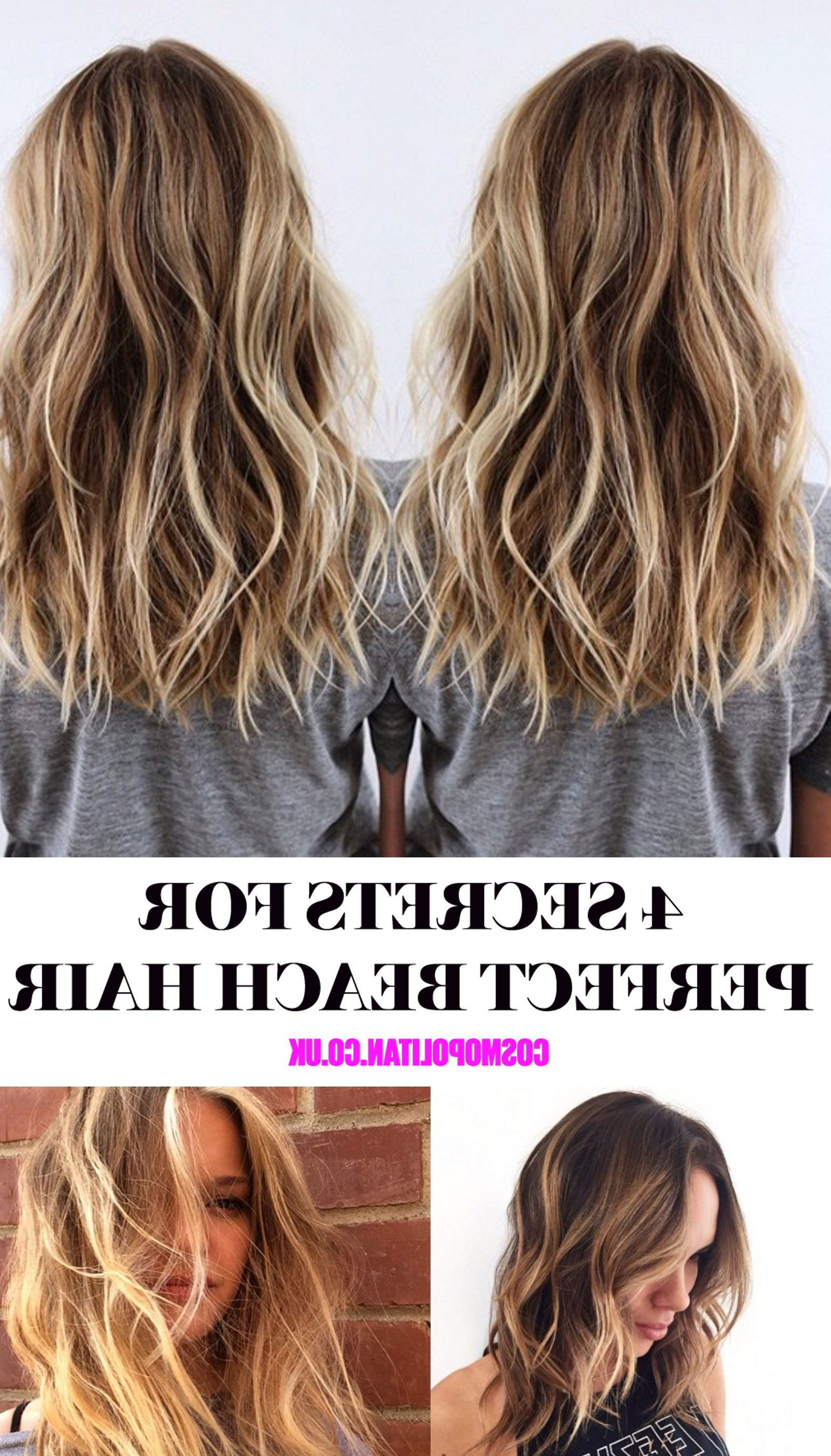 Most Popular Salty Beach Blonde Layers Hairstyles With Regard To 4 Failsafe Secrets For Healthy Beach Blonde Hair (View 17 of 20)
