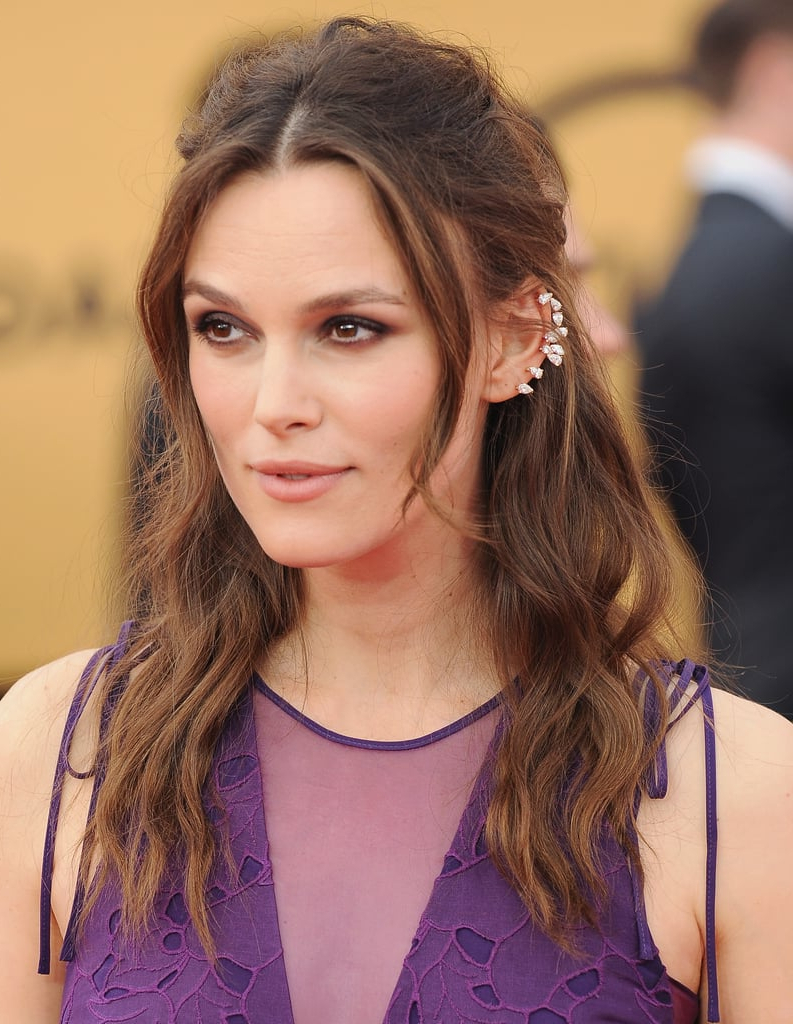 Most Recent Keira Knightley Medium Haircuts Regarding Keira Knightley (View 15 of 20)