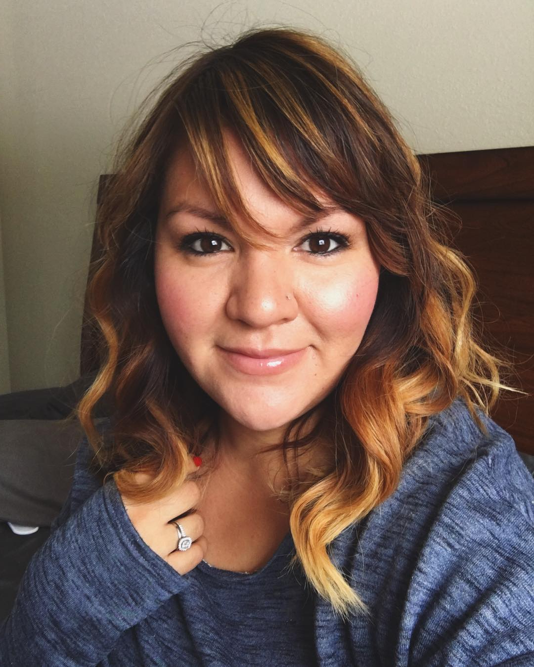 [%most Recent Medium Haircuts For Heavy Set Woman With Regard To 15 Most Flattering Hairstyles For Overweight Woman [october, 2018]|15 Most Flattering Hairstyles For Overweight Woman [october, 2018] Intended For Most Popular Medium Haircuts For Heavy Set Woman%] (View 15 of 20)