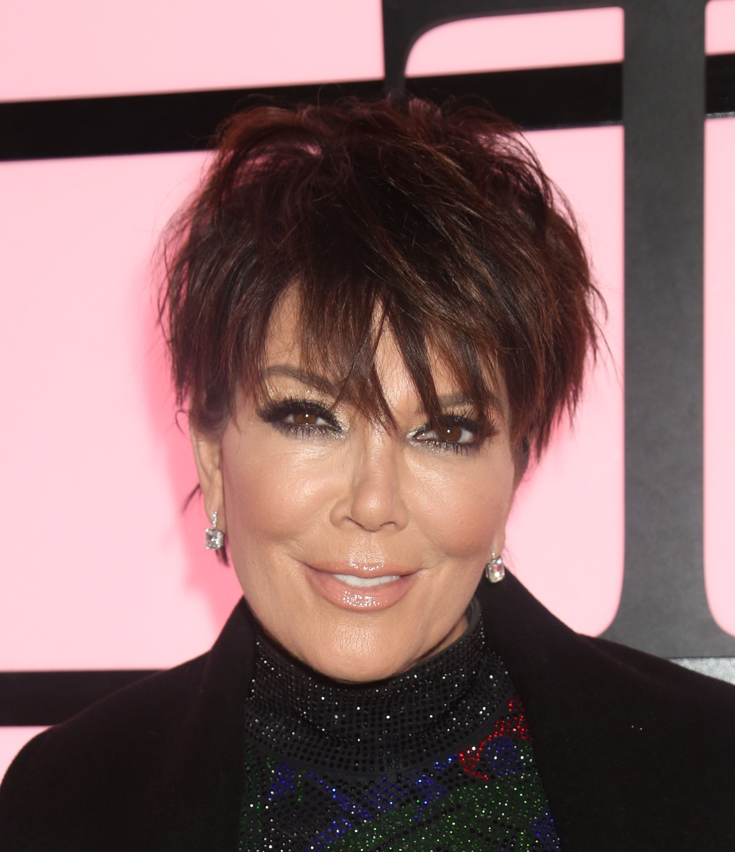 Photo Gallery Of Medium Haircuts Kris Jenner Viewing 7 Of 20 Photos