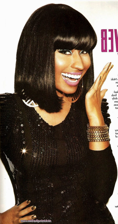 Most Recent Nicki Minaj Medium Haircuts Inside Nicki Minaj Is Amazing ♥ (View 12 of 20)