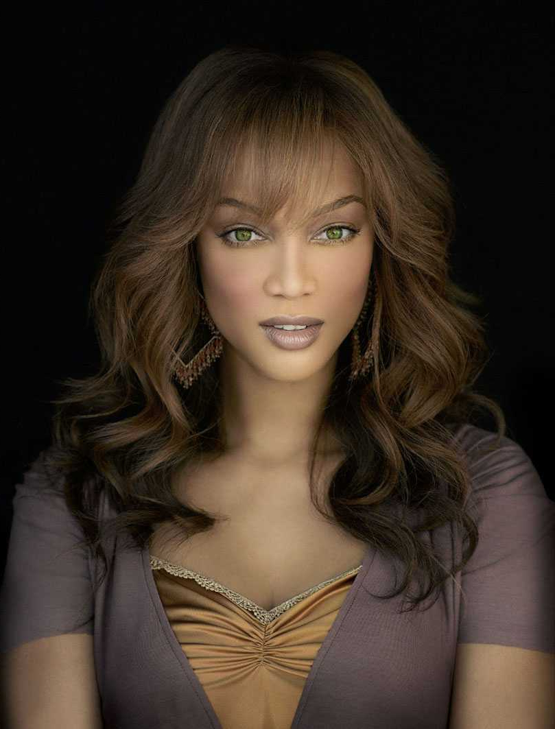 Most Recent Tyra Banks Medium Hairstyles Pertaining To Tyra Banks Hairstyles (View 9 of 20)