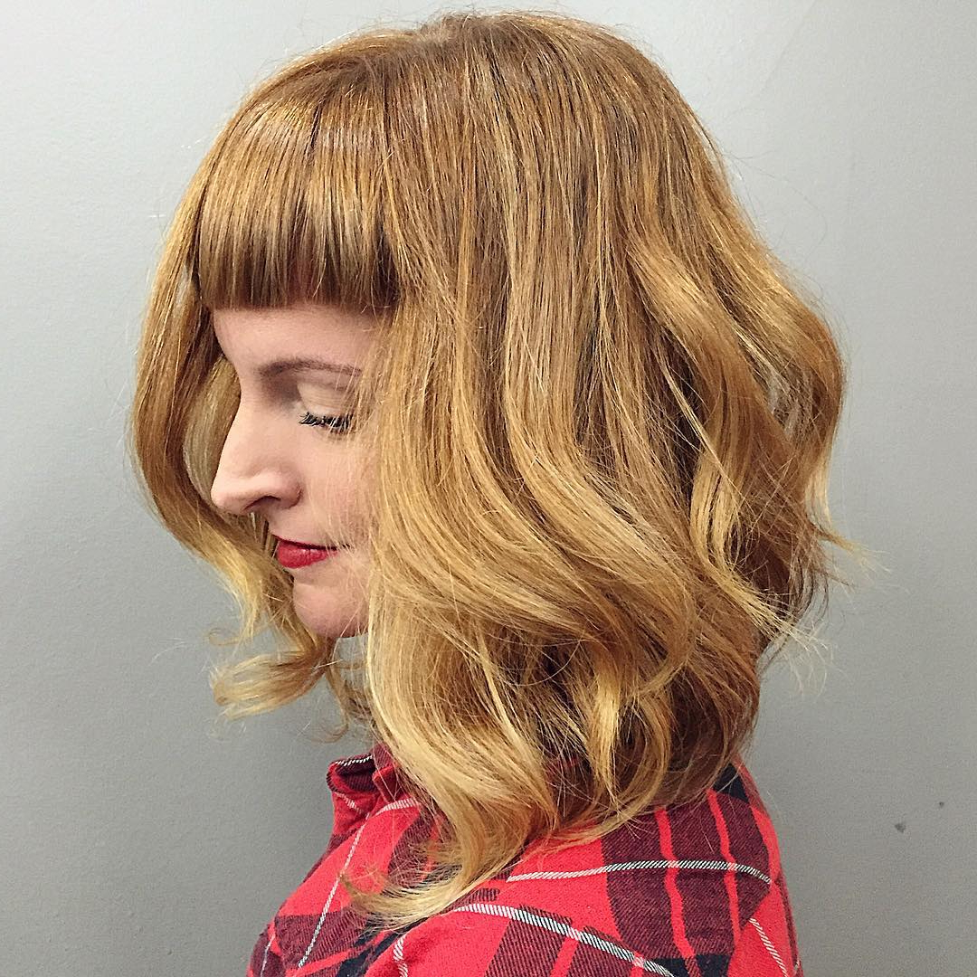 [%Most Recently Released Edgy Medium Haircuts For Thick Hair Inside 30 Edgy Medium Length Haircuts For Thick Hair [October, 2018]|30 Edgy Medium Length Haircuts For Thick Hair [October, 2018] In Widely Used Edgy Medium Haircuts For Thick Hair%] (View 10 of 20)