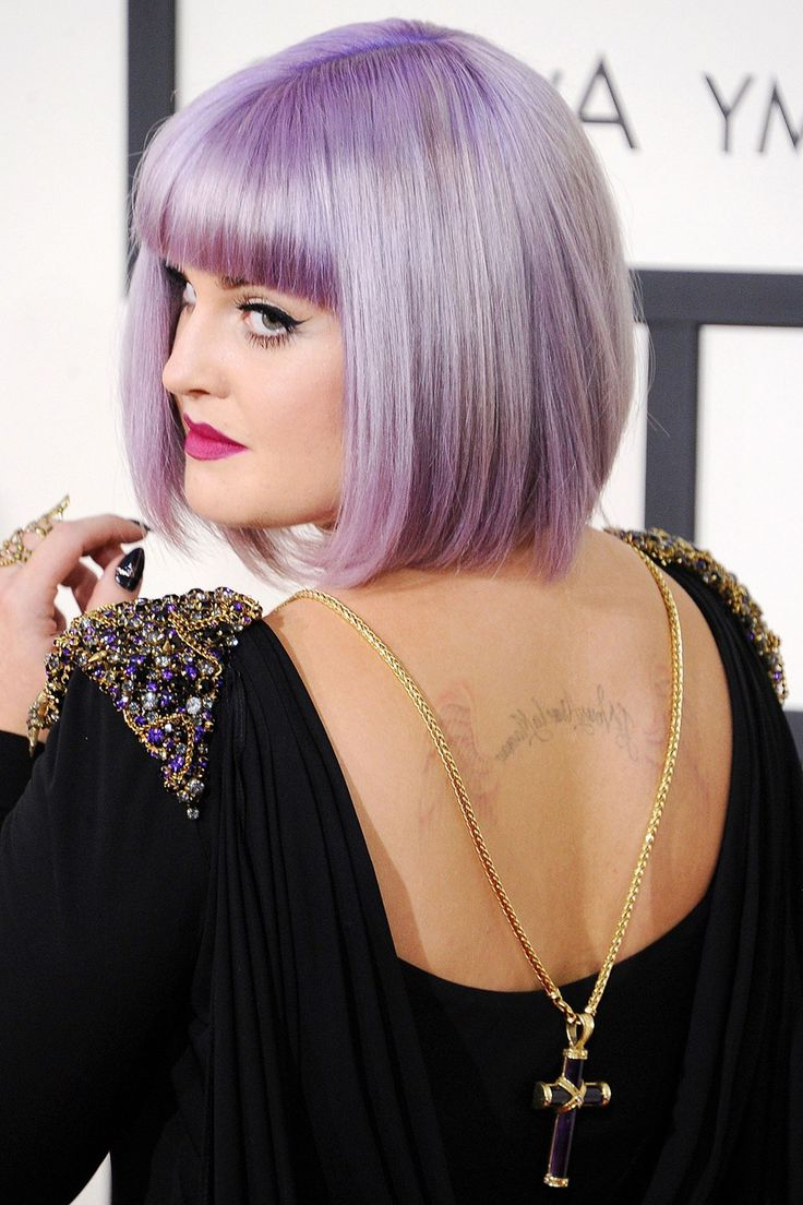 Most Recently Released Kelly Osbourne Medium Haircuts Inside 52 Best Kelly Images On Pinterest (View 13 of 20)
