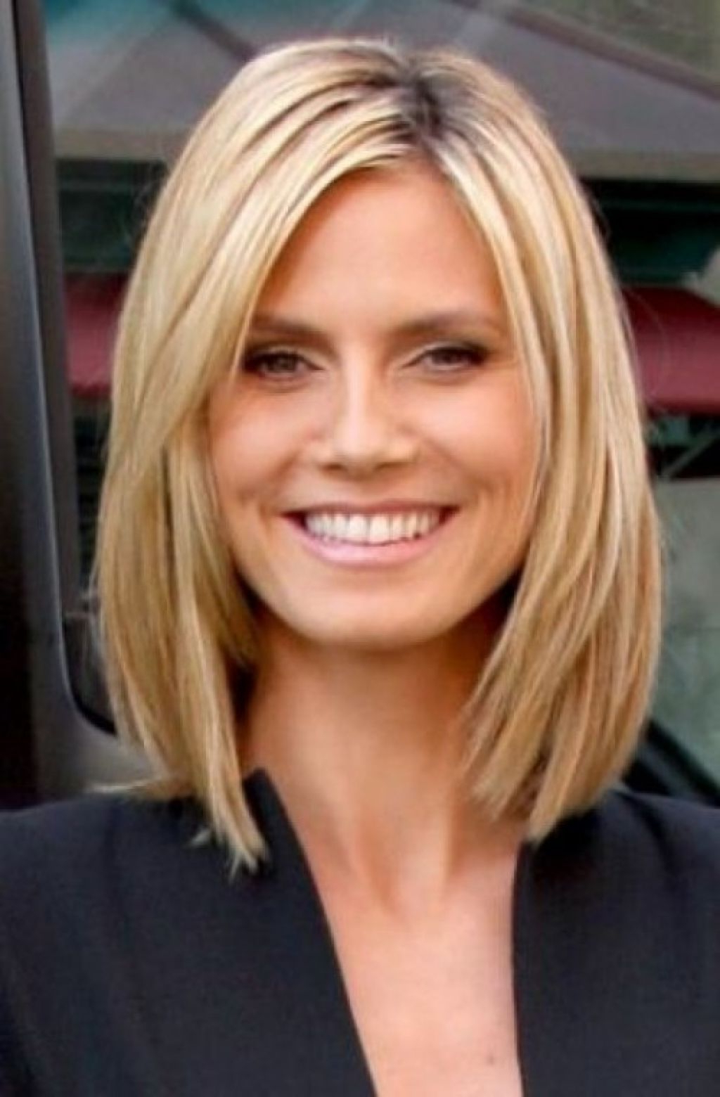 Most Recently Released Medium Haircuts For Thick Straight Hair Throughout Image Result For Blonde Hair With Dark Underneath (View 13 of 20)