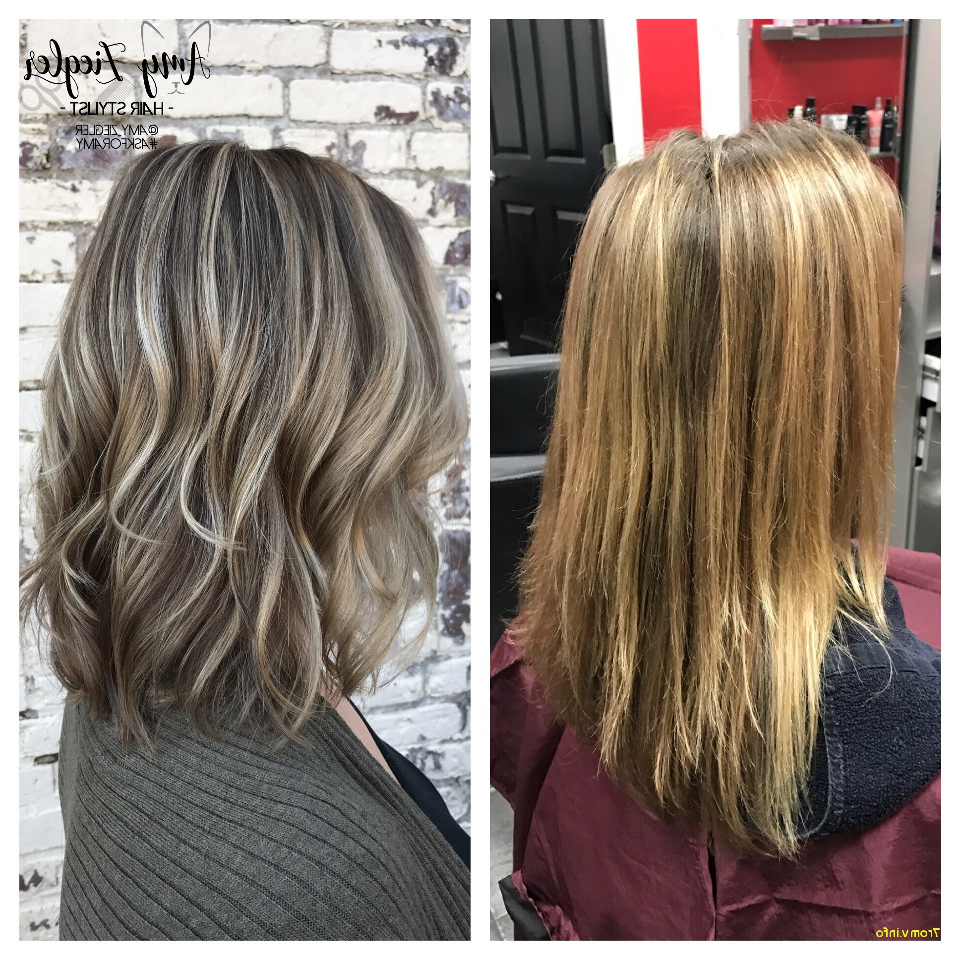 Most Up To Date Ash Blonde Bob Hairstyles With Light Long Layers Inside Ash Blonde Hair With Lowlights And Highlights Photo Dark Color Ideas (View 11 of 20)