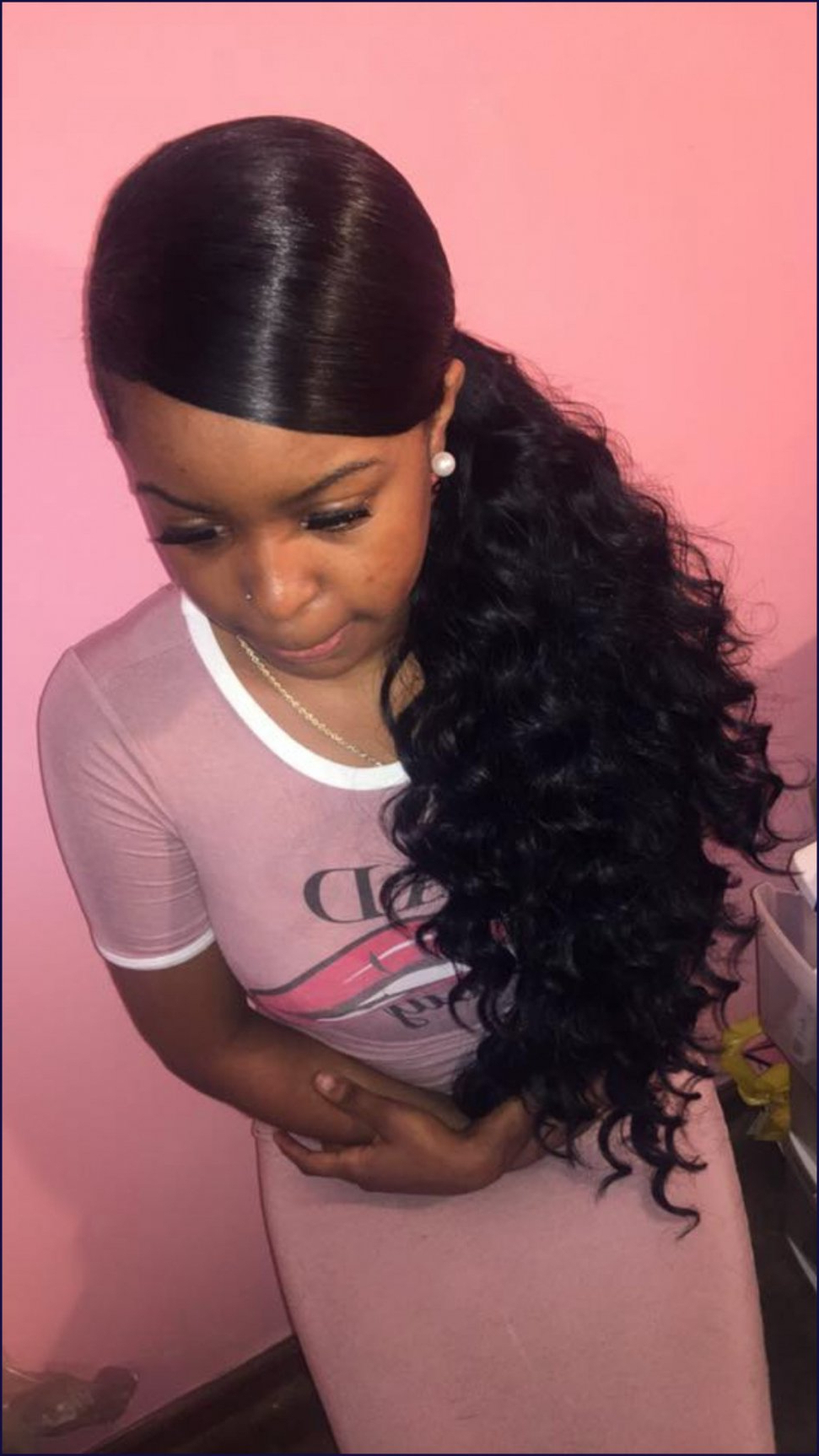 Most Up To Date Medium Haircuts For Relaxed Hair Regarding Hairstyles For Medium Length Relaxed Hair Fresh Prom Hairstyles For (View 16 of 20)