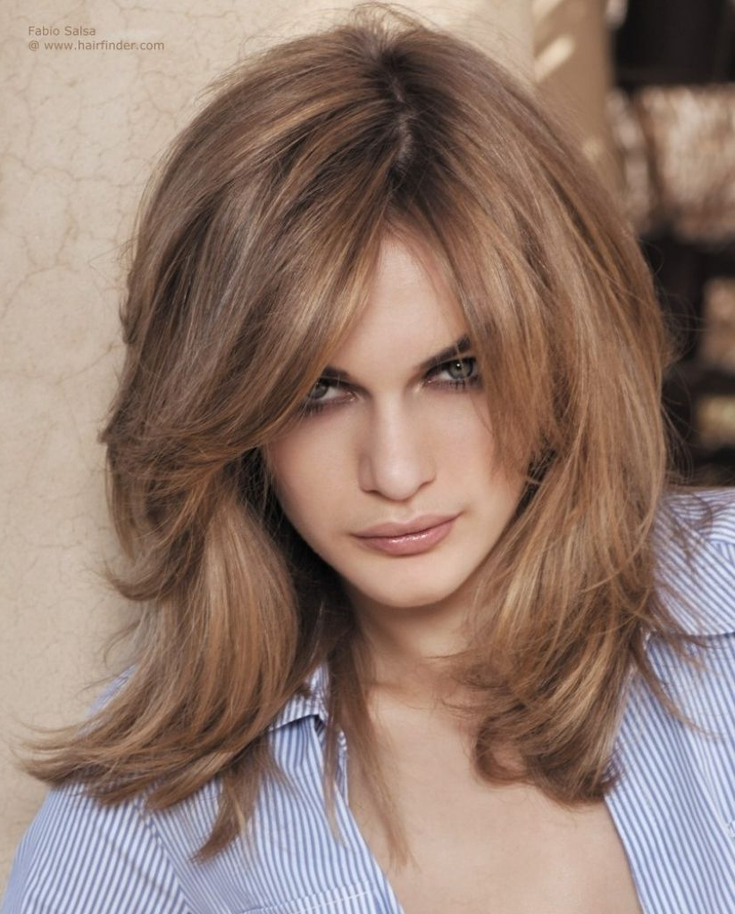 Most Up To Date Medium Haircuts For Voluminous Hair With Regard To Long Haircuts With Volume Mid Length To Long Haircuts With Volume (View 18 of 20)