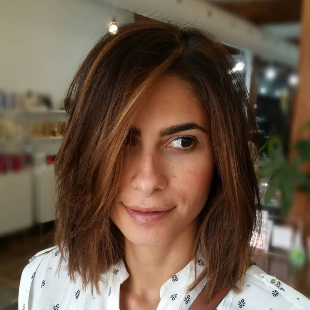 Most Up To Date Medium Haircuts Thin Hair Throughout These Are The 7 Best Haircuts For Thin Hair In (View 12 of 20)