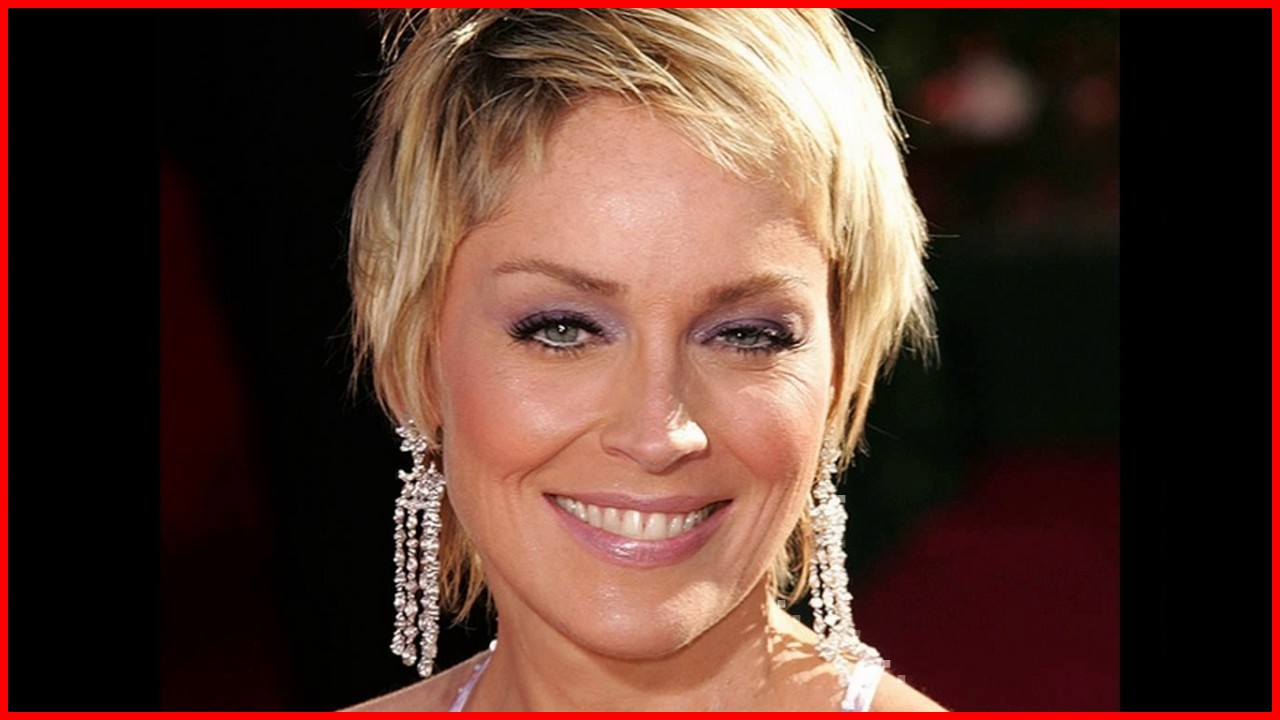Most Up To Date Sharon Stone Medium Haircuts Throughout Sharon Stone Haircuts 221590 Sharon Stone Short Pixie Haircut – Tips (View 11 of 20)