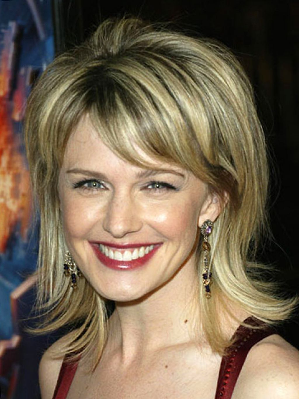 Most Up To Date Wedge Medium Haircuts With Regard To Best Hairstyle For Thin Wavy Hair (View 11 of 20)