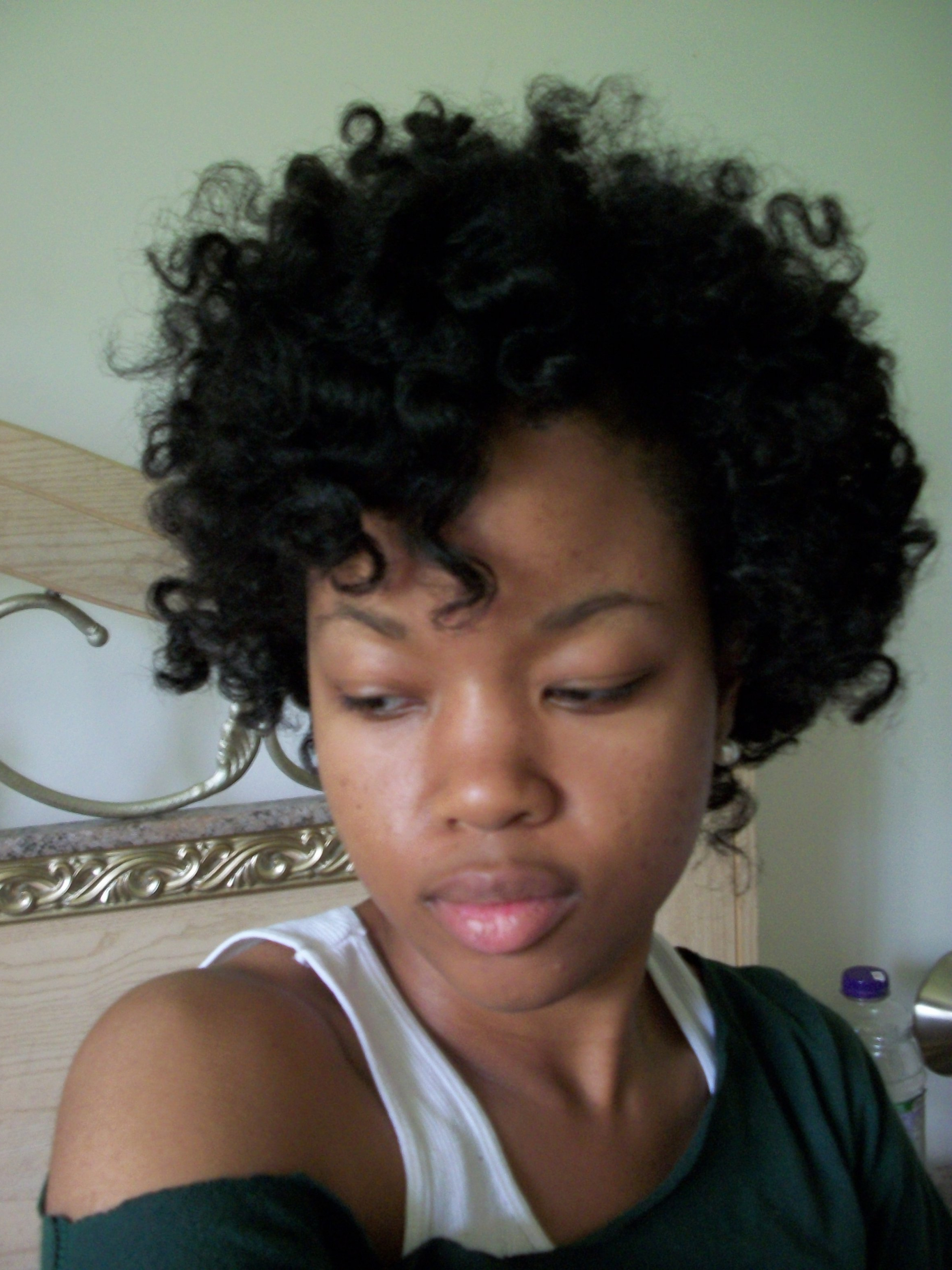 Natural Curly Hairstyles African American Hair » Best Hairstyles Regarding Most Recently Released Medium Haircuts For Natural African American Hair (View 11 of 20)