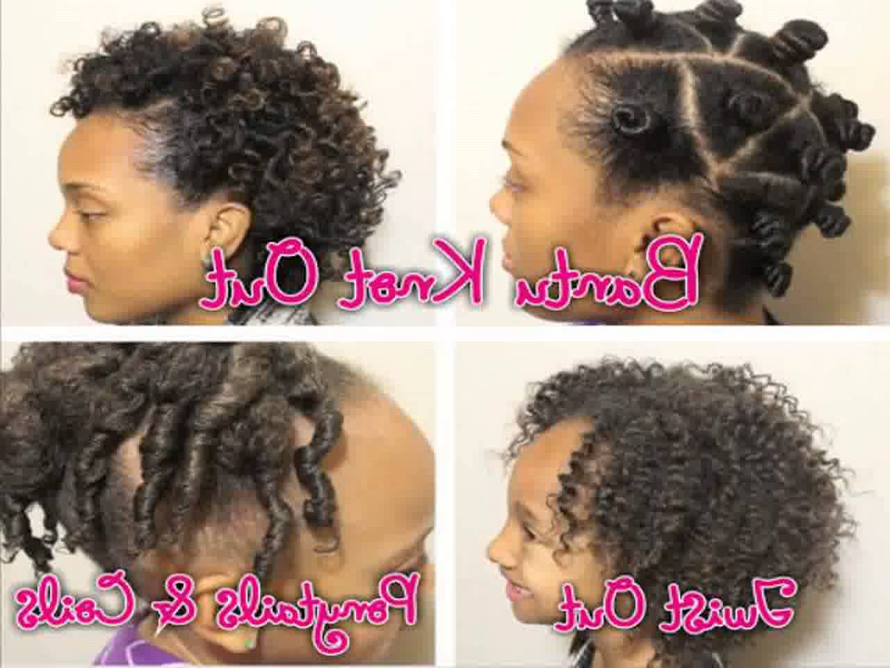 Natural Hairstyles For Black Kids – Hairstyles And Haircuts With 2017 Medium Haircuts For Natural African American Hair (View 12 of 20)
