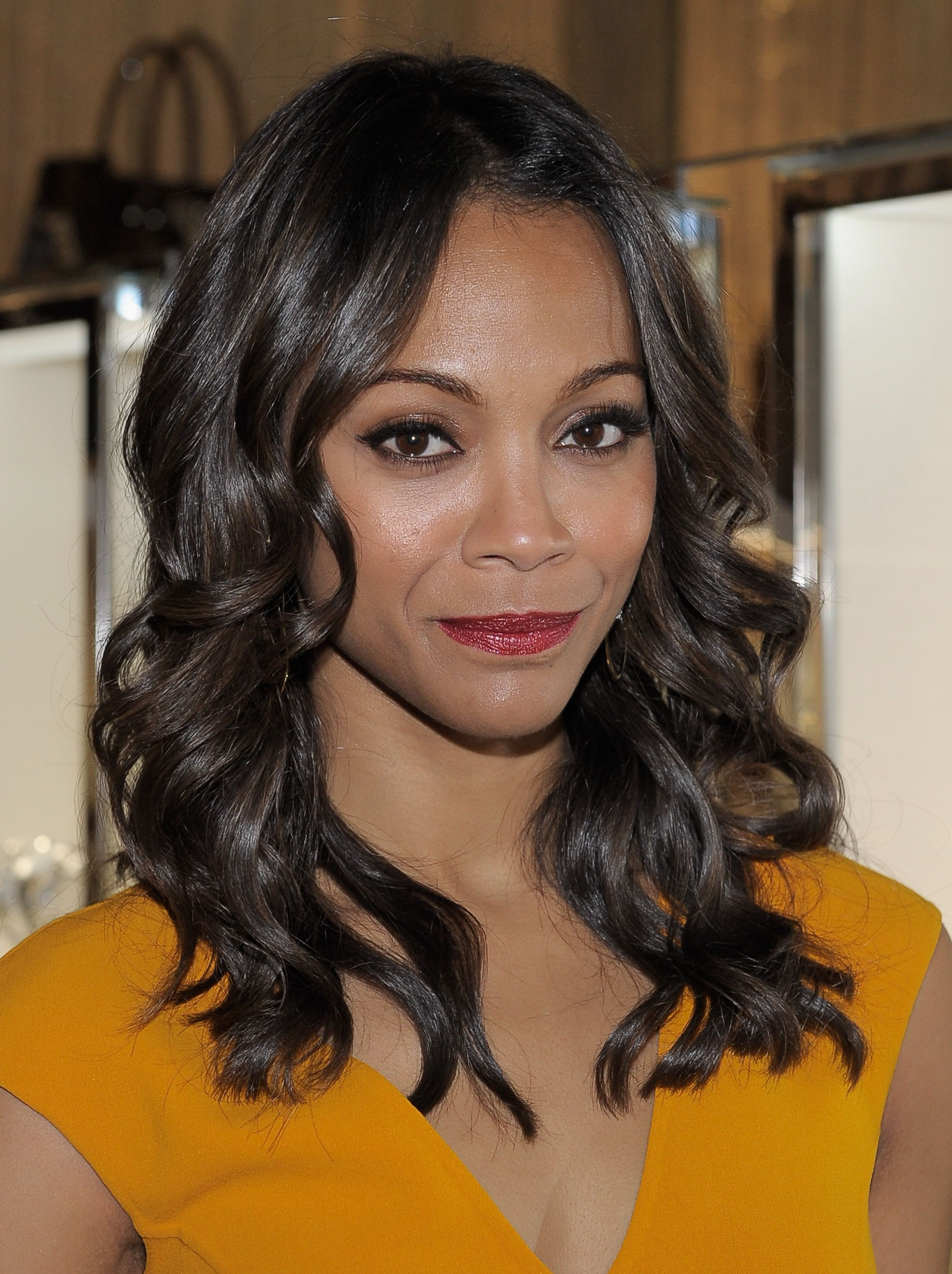 Newest Black Hairstyles Medium Haircuts Regarding Curly Hairstyles 2019 – 40+ Styles For Every Type Of Curl (View 13 of 20)