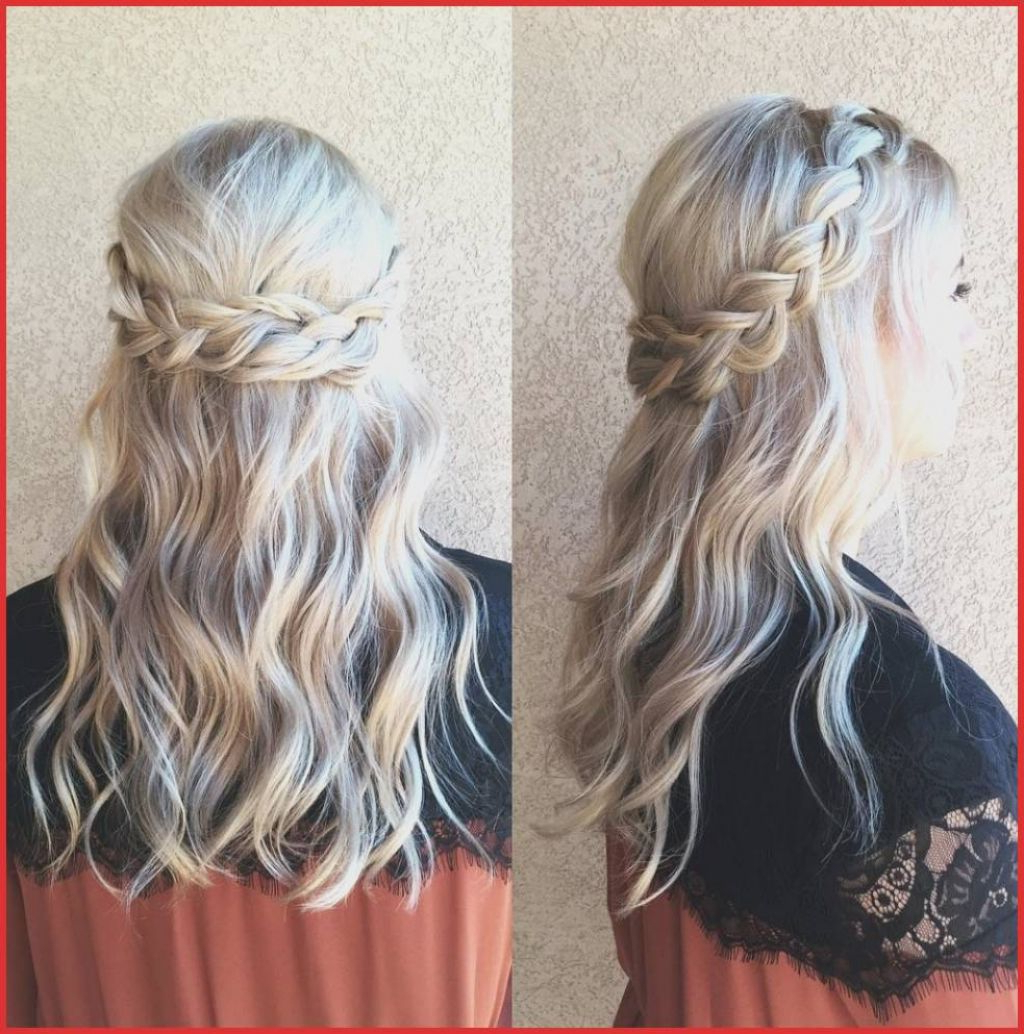 Newest Half Up Medium Hairstyles Regarding √ 24+ Winning Half Up Half Down Hairstyles: Prom Hairstyles Medium (View 15 of 20)