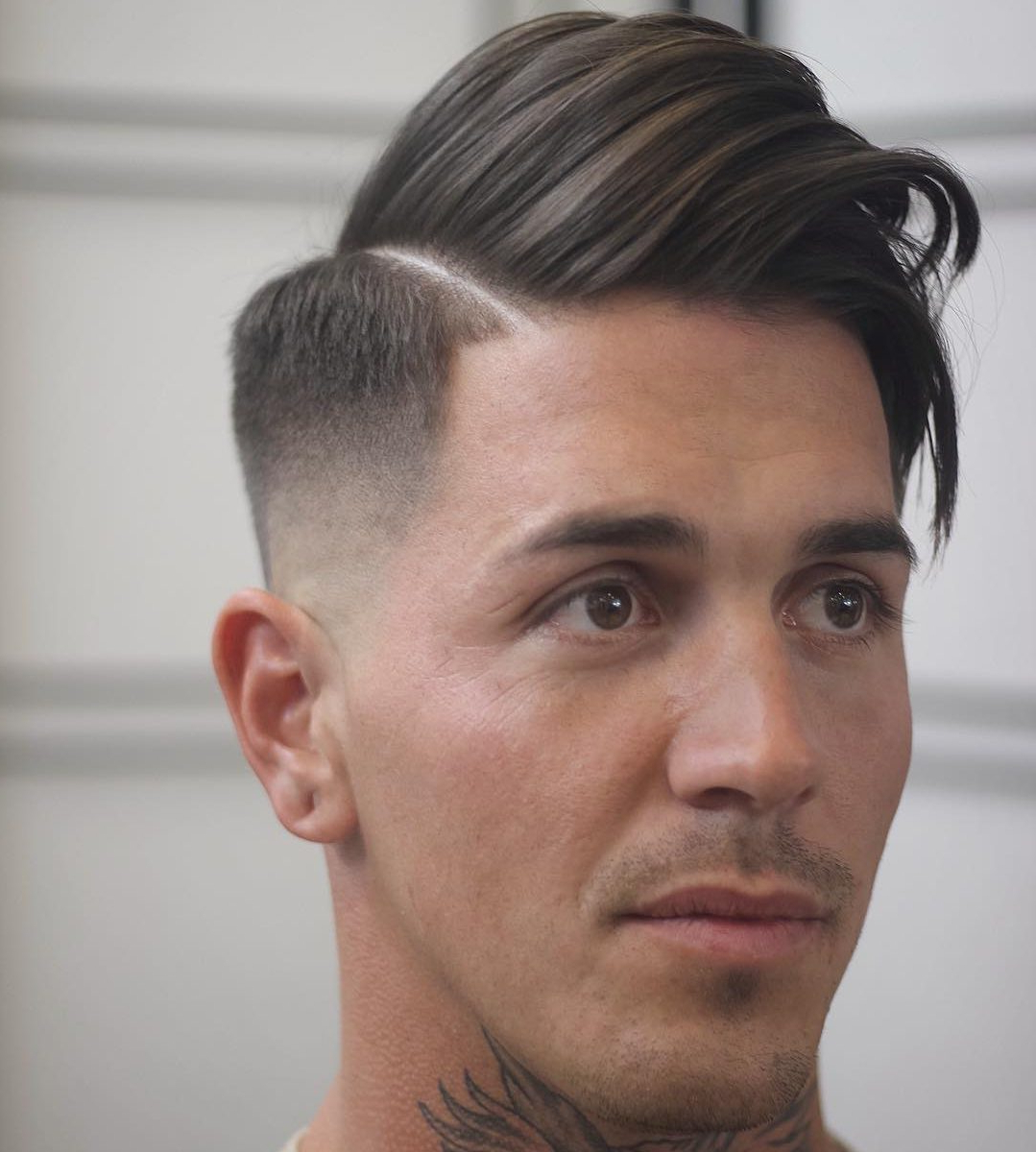 Featured Photo of One Side Medium Haircuts