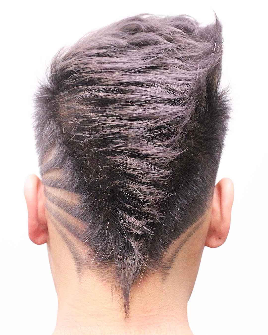 Newest Platinum Fauxhawk Haircuts For Mohawk Fade Haircuts (View 11 of 20)