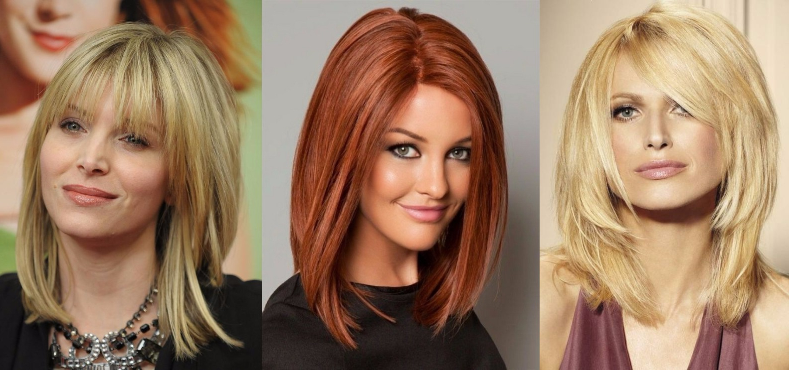 Newest Straight, Sleek, And Layered Hairstyles For Medium Hair Pertaining To 25 Most Superlative Medium Length Layered Hairstyles – Haircuts (View 18 of 20)