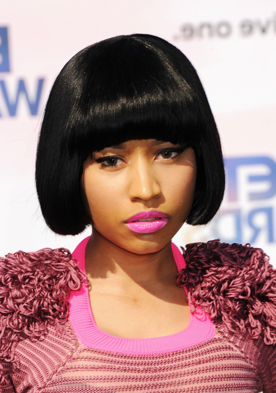 Nicki Minaj, Hair Styles, Nicki Minaj (View 15 of 20)