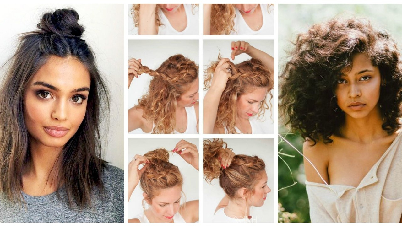 No Heat Hairstyles That Are Superpopular On Pinterest – Allure With Regard To Popular Heat Free Layered Hairstyles (View 14 of 20)