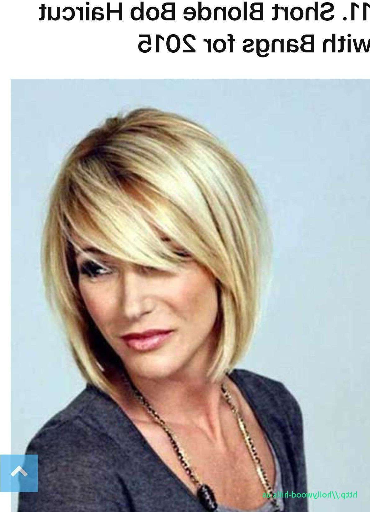 Older Female Hairstyles Inspirational Straight Hairstyles For Older Pertaining To Widely Used Medium Haircuts For Older Women (View 14 of 20)