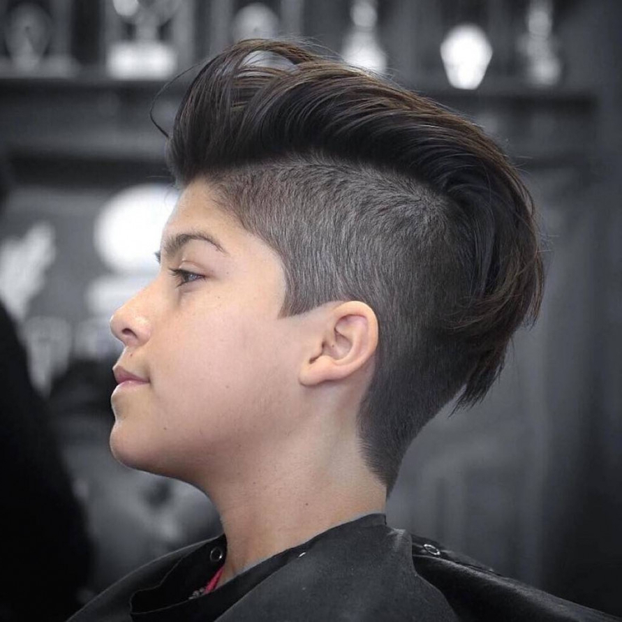 One Side Hairstyles For Medium Hair Men Men Hairstyle One Side Hair Inside 2018 One Sided Medium Hairstyles (View 12 of 20)