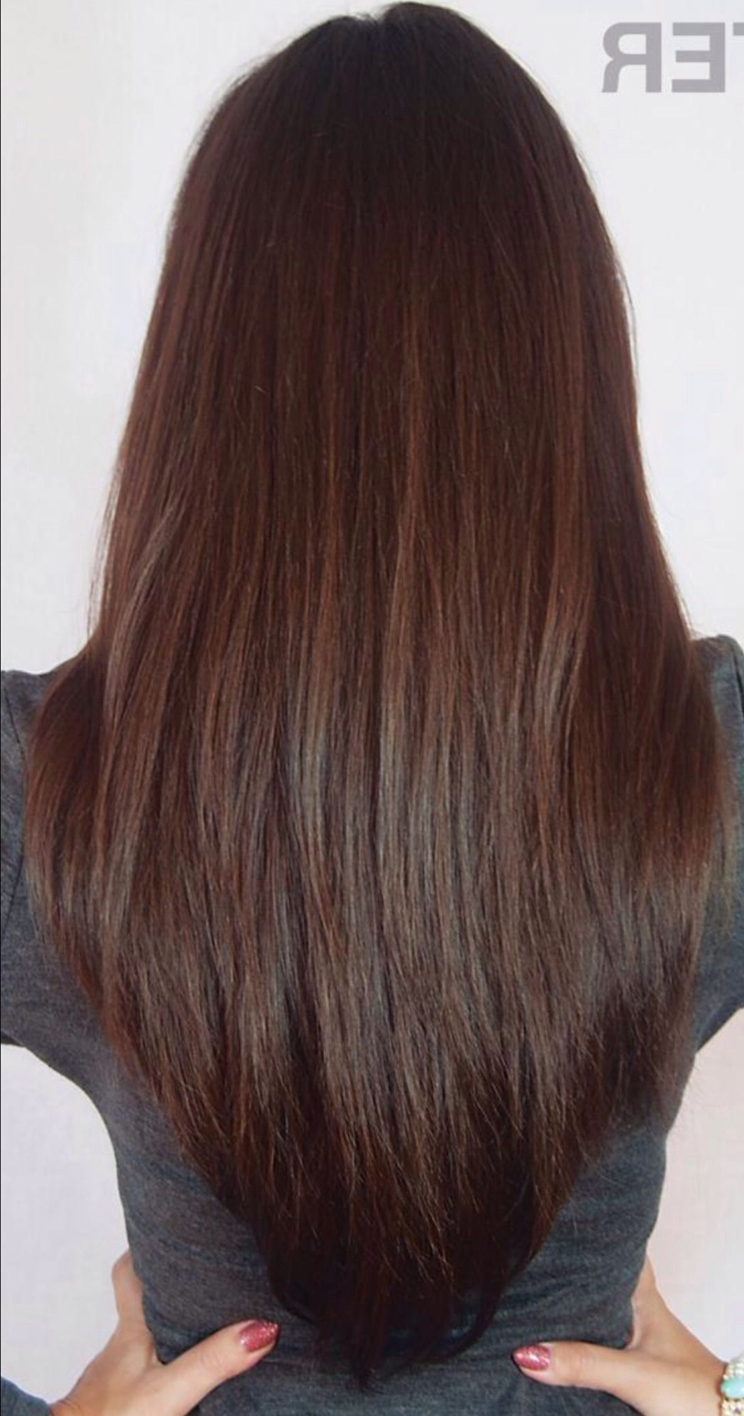 Pinabbey Maas On Hair/makeup (View 13 of 20)