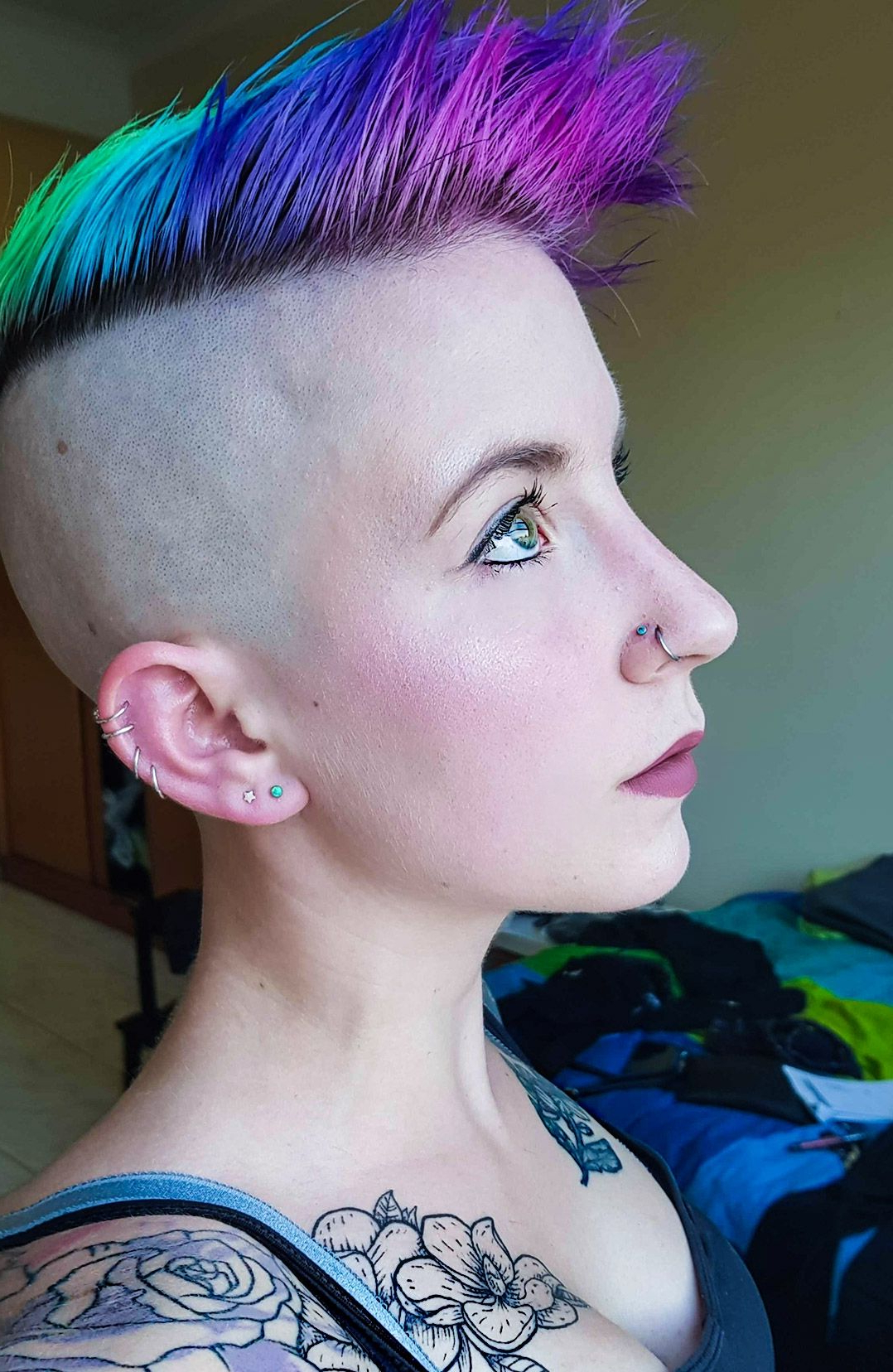Pinharley Quinn On Fancy Follicles (View 13 of 20)