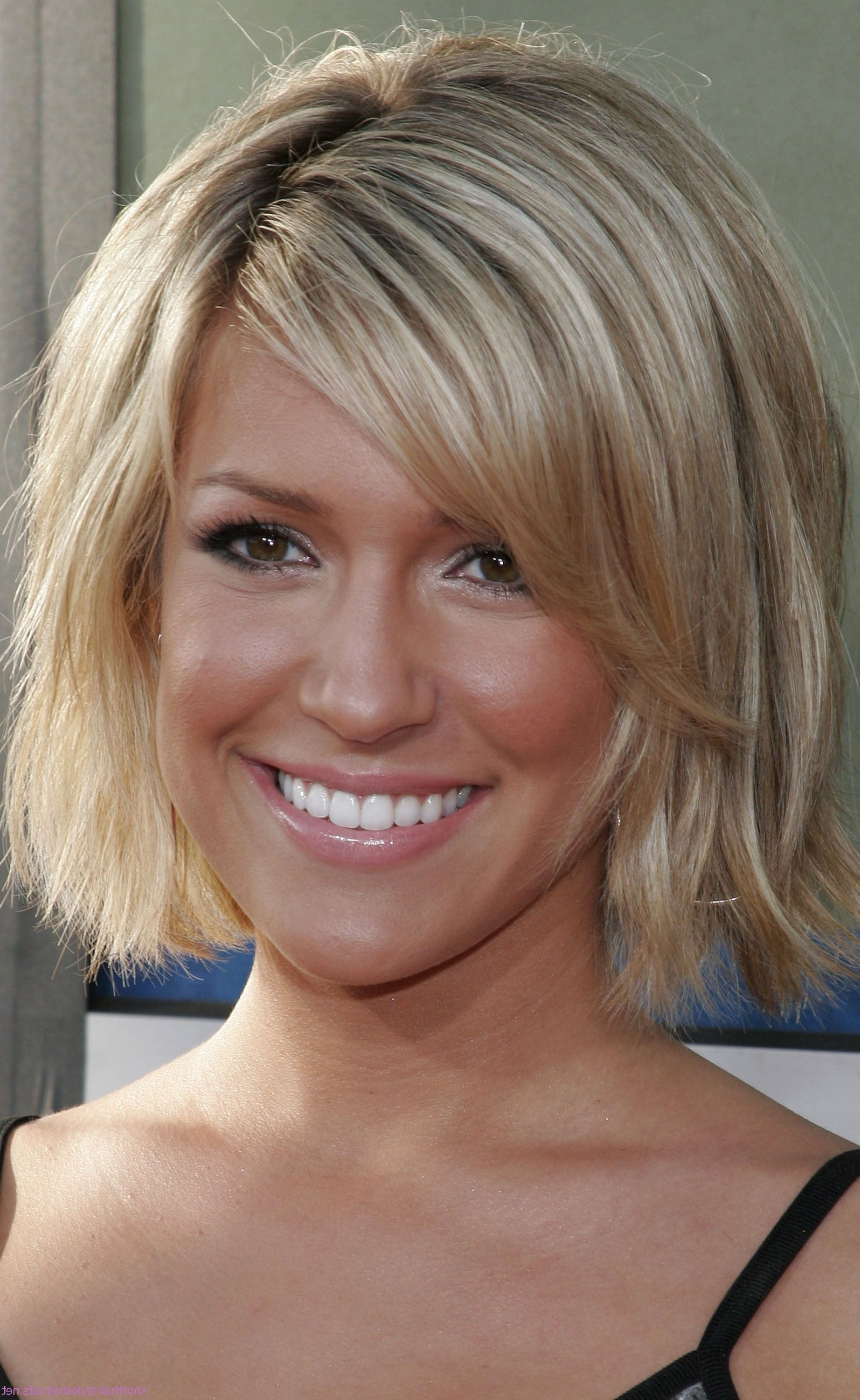 Featured Photo of Kristin Cavallari Medium Hairstyles