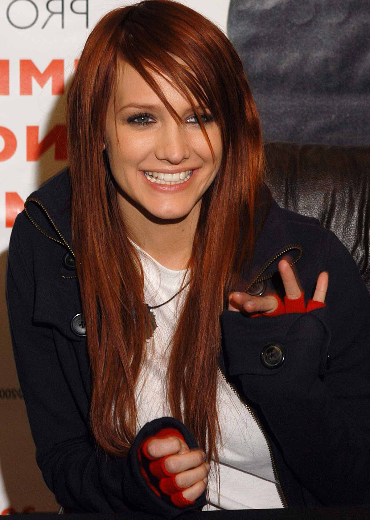 Pinterest In Most Recent Ashlee Simpson Medium Haircuts (View 17 of 20)