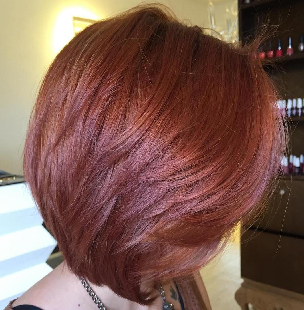 Pinterest Regarding Popular Auburn Medium Haircuts (View 15 of 20)